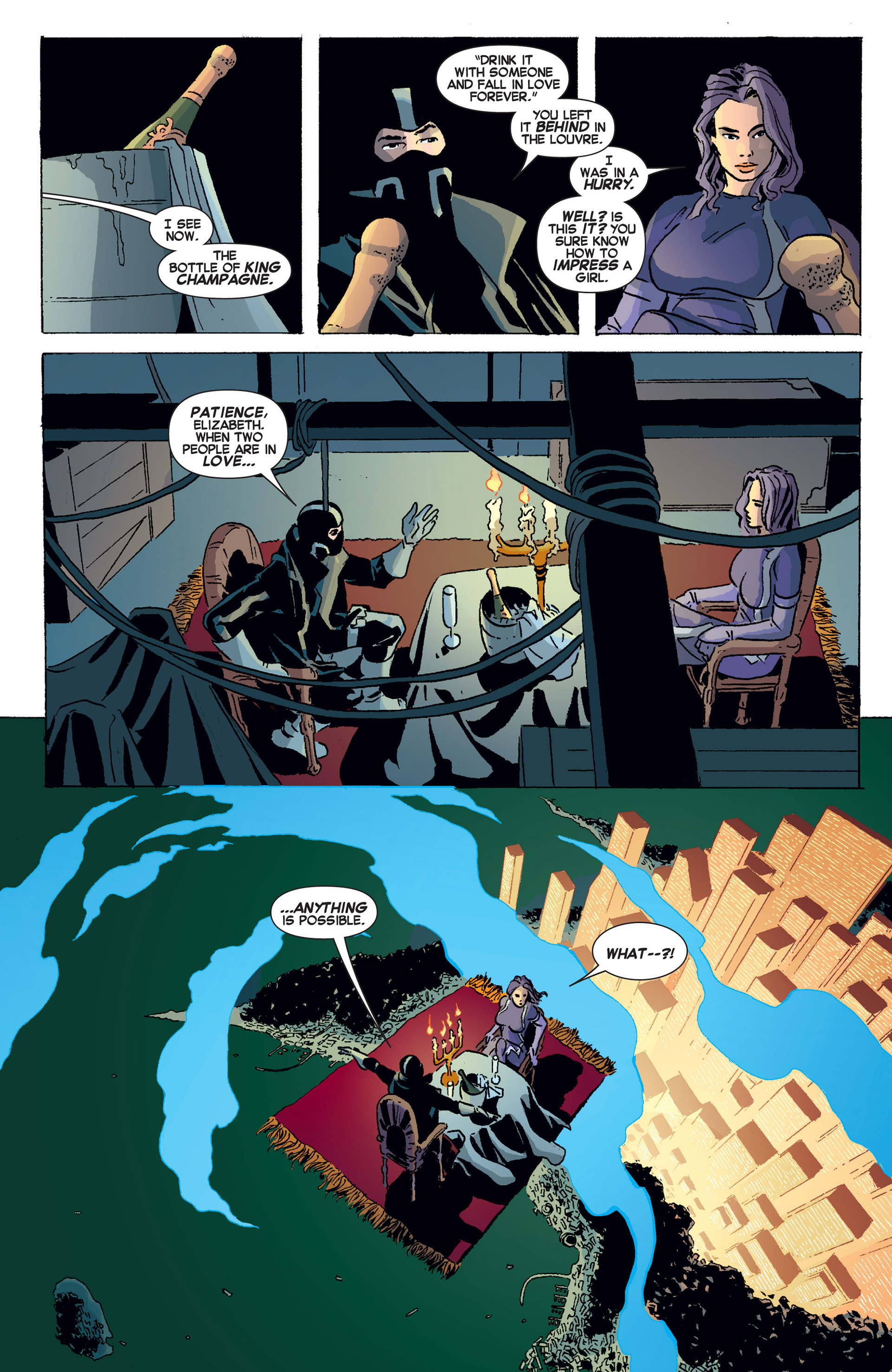 Read online Uncanny X-Force (2013) comic -  Issue #8 - 14