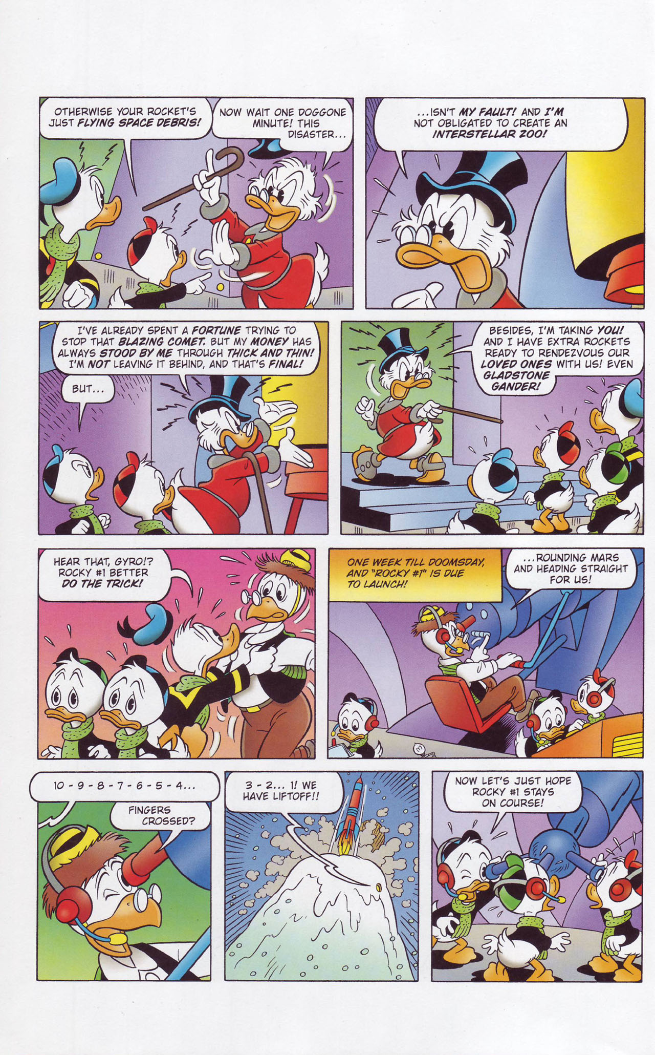 Read online Uncle Scrooge (1953) comic -  Issue #357 - 54