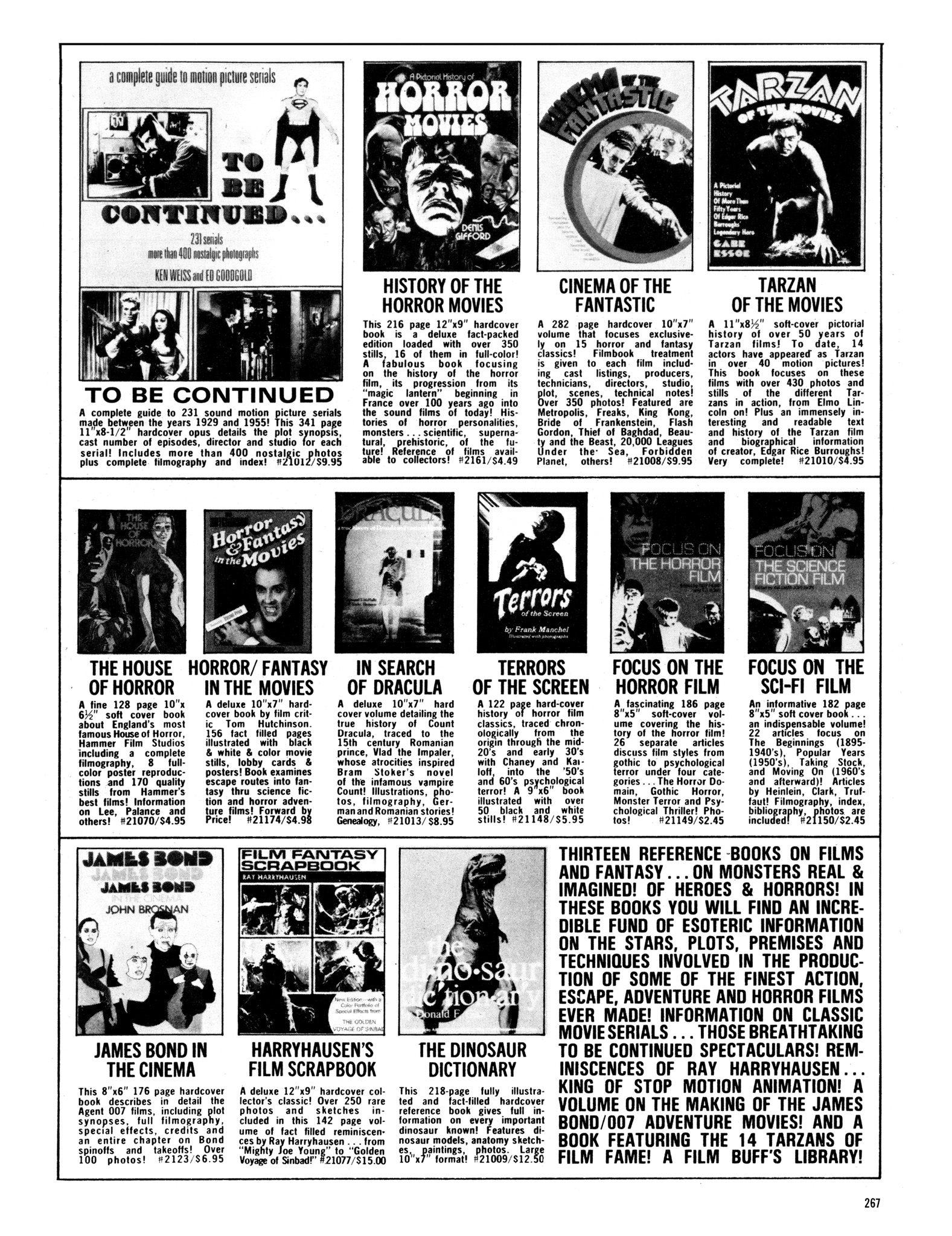 Read online Eerie Archives comic -  Issue # TPB 18 - 264