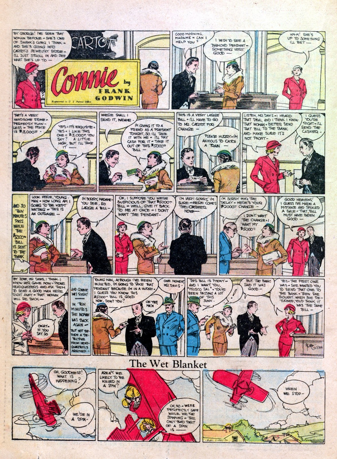 Read online Famous Funnies comic -  Issue #6 - 48