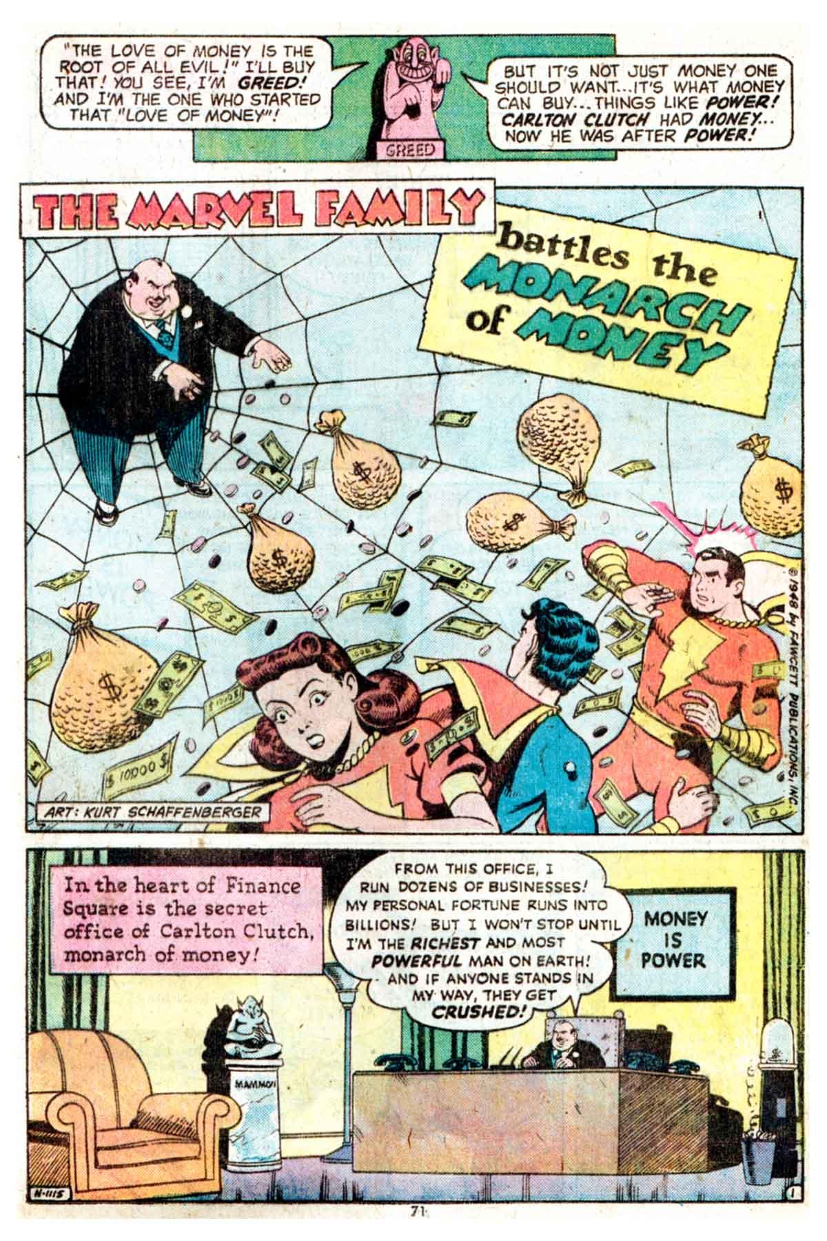 Read online Shazam! (1973) comic -  Issue #16 - 71