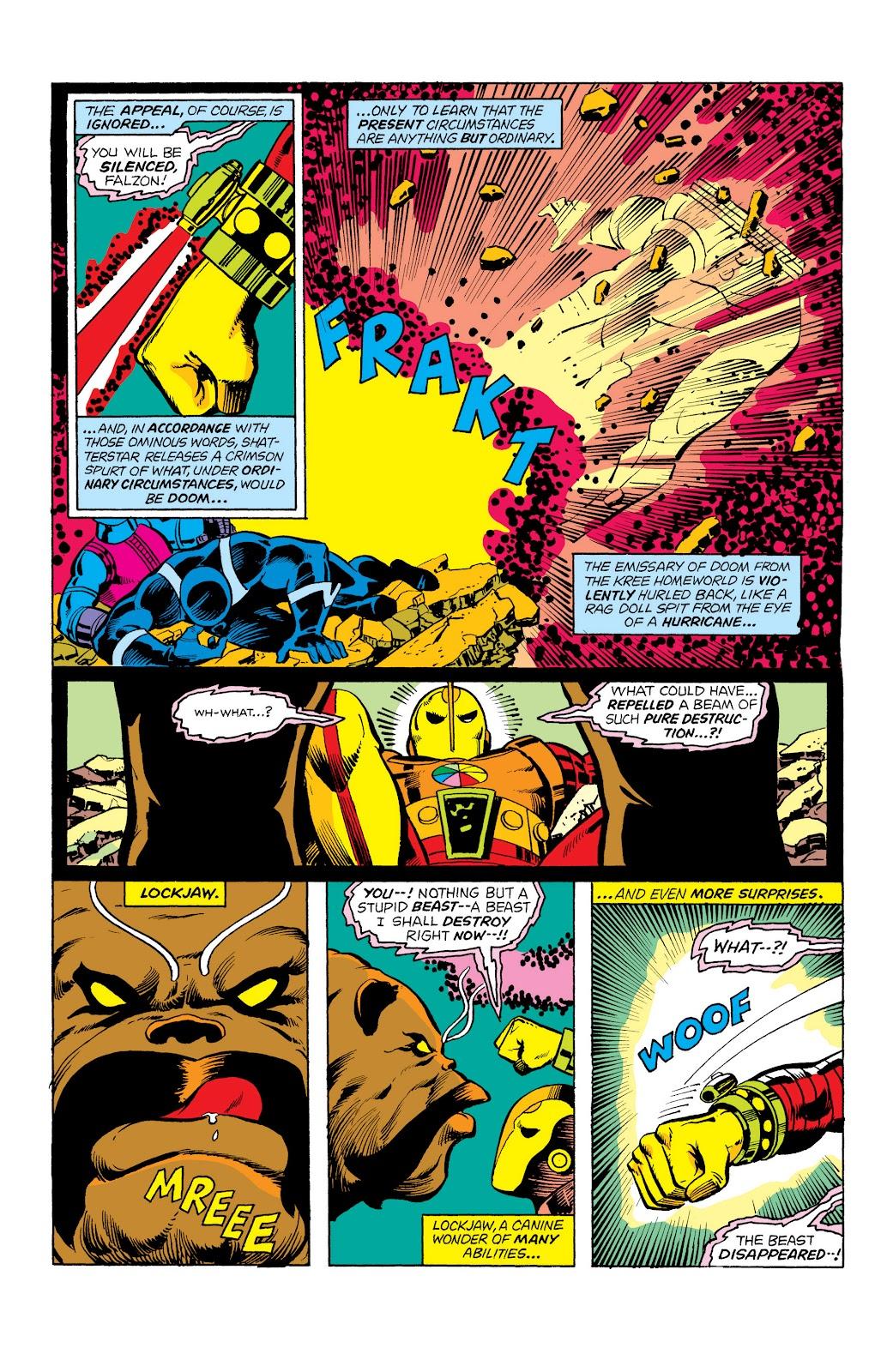 Read online Marvel Masterworks: The Inhumans comic -  Issue # TPB 2 (Part 1) - 66