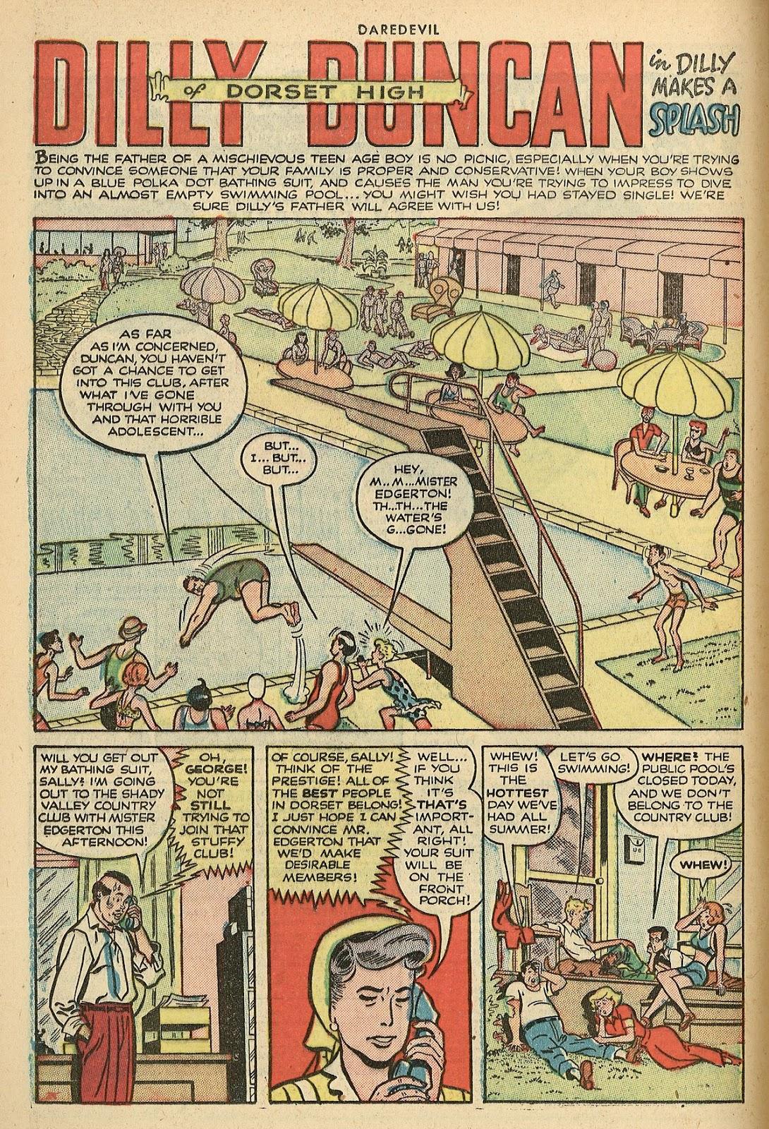 Daredevil (1941) issue 101 - Page 16