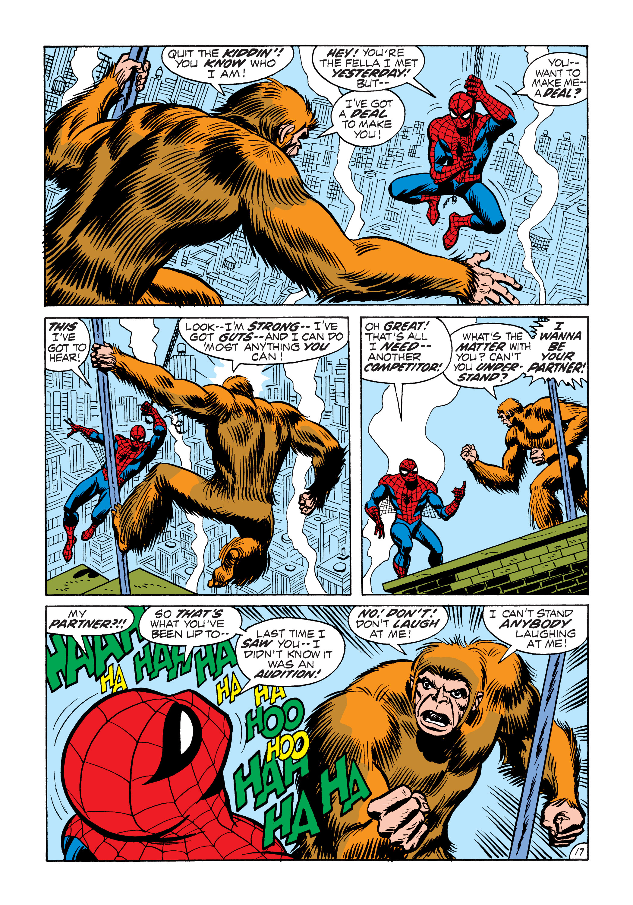The Amazing Spider-Man (1963) 110 Page 17