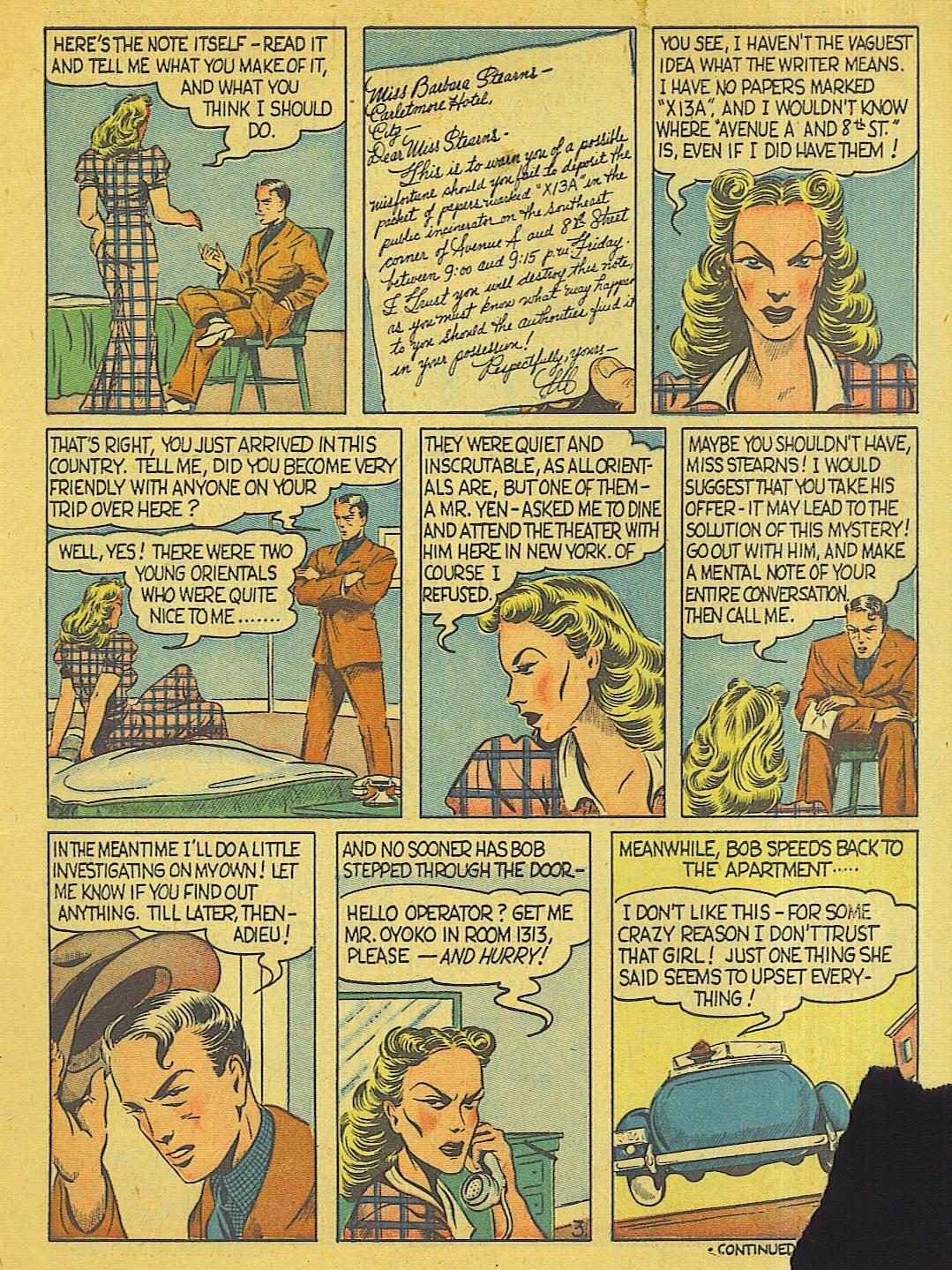 Reglar Fellers Heroic Comics issue 5 - Page 4