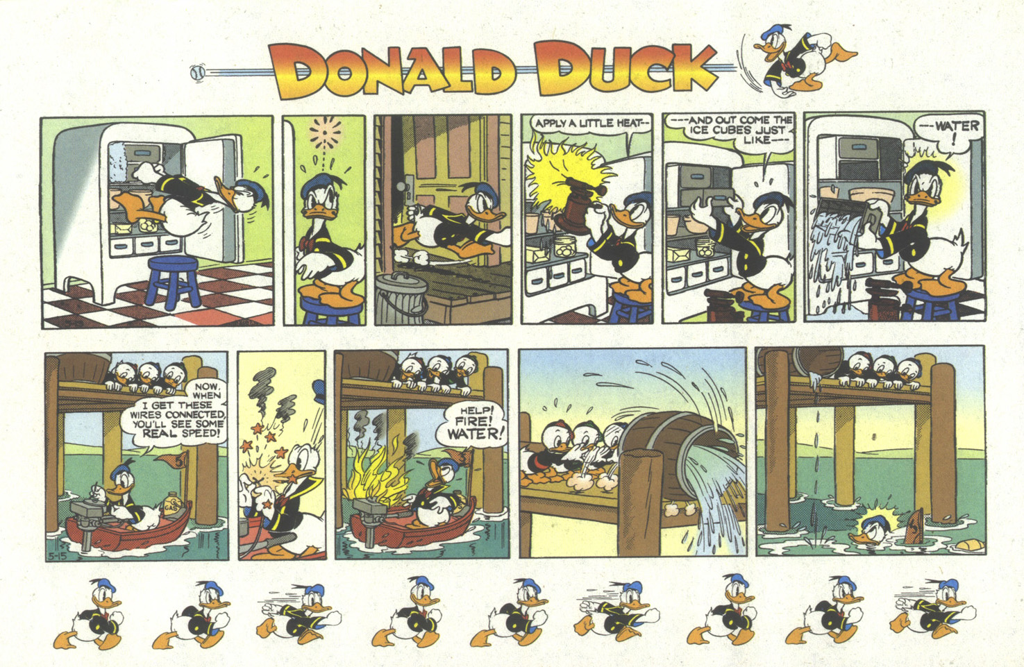 Walt Disney's Donald Duck (1986) issue 297 - Page 15