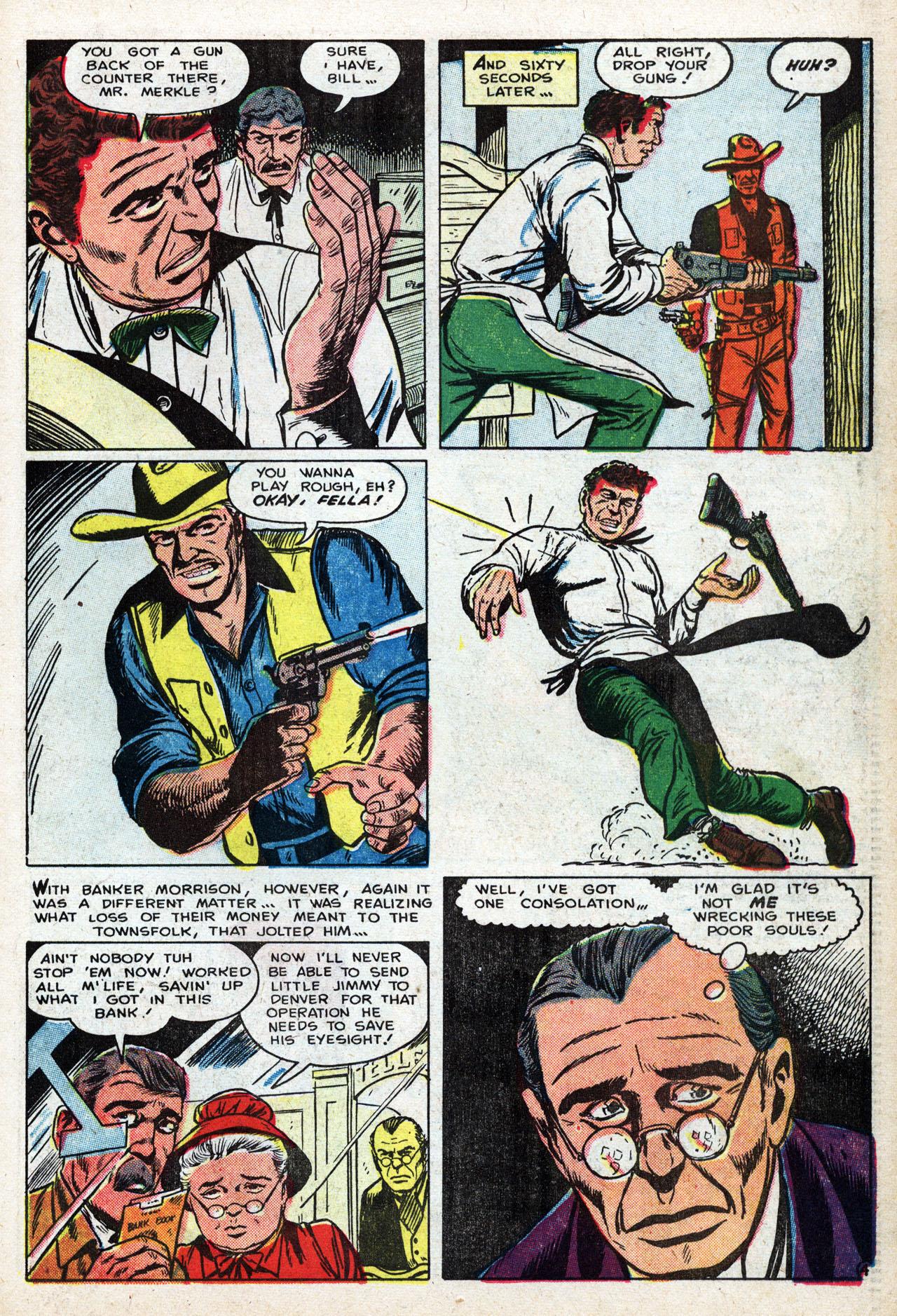 Read online Two-Gun Kid comic -  Issue #46 - 23