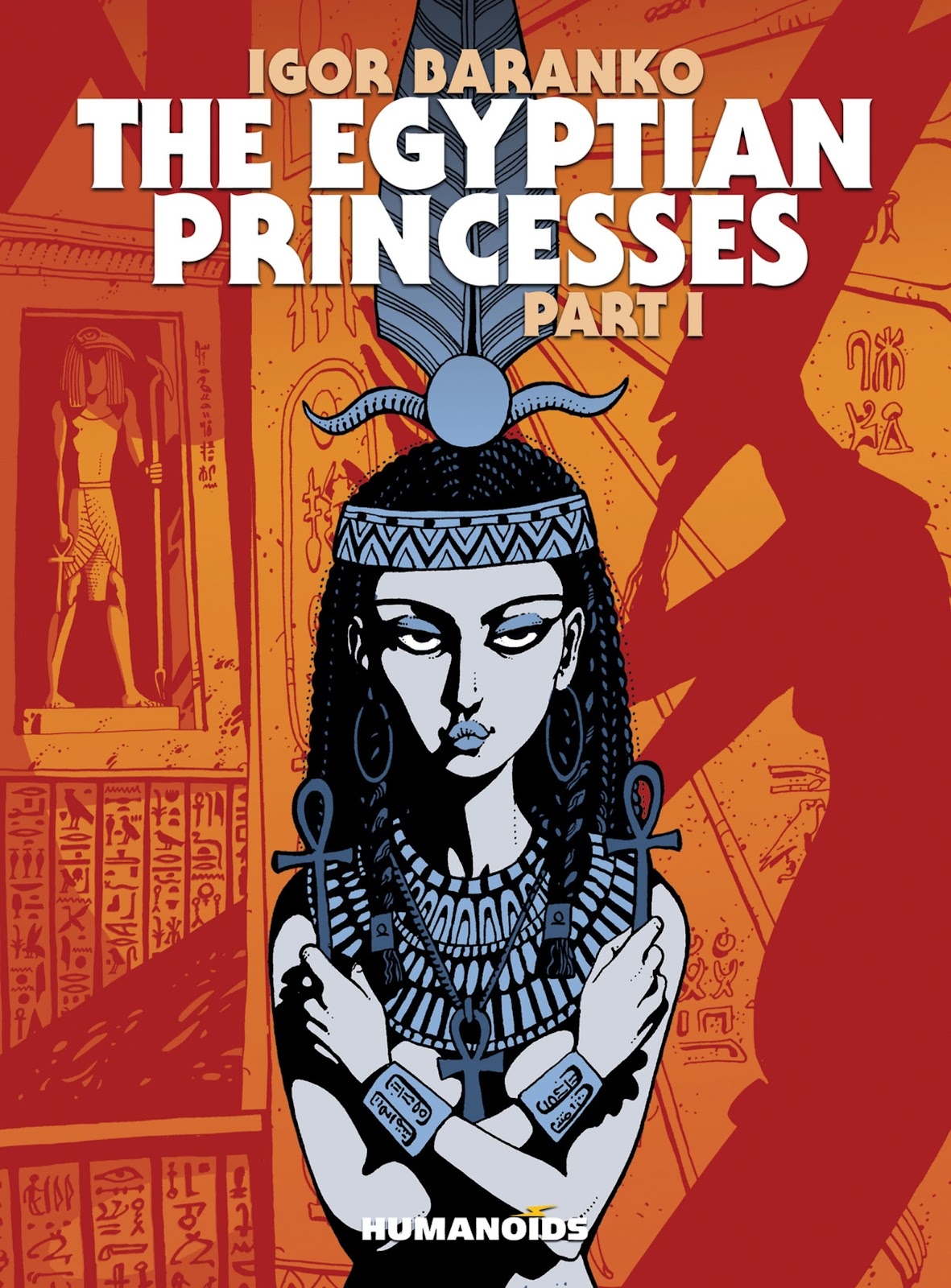 Read online The Egyptian Princesses comic -  Issue # TPB 1 (Part 1) - 1