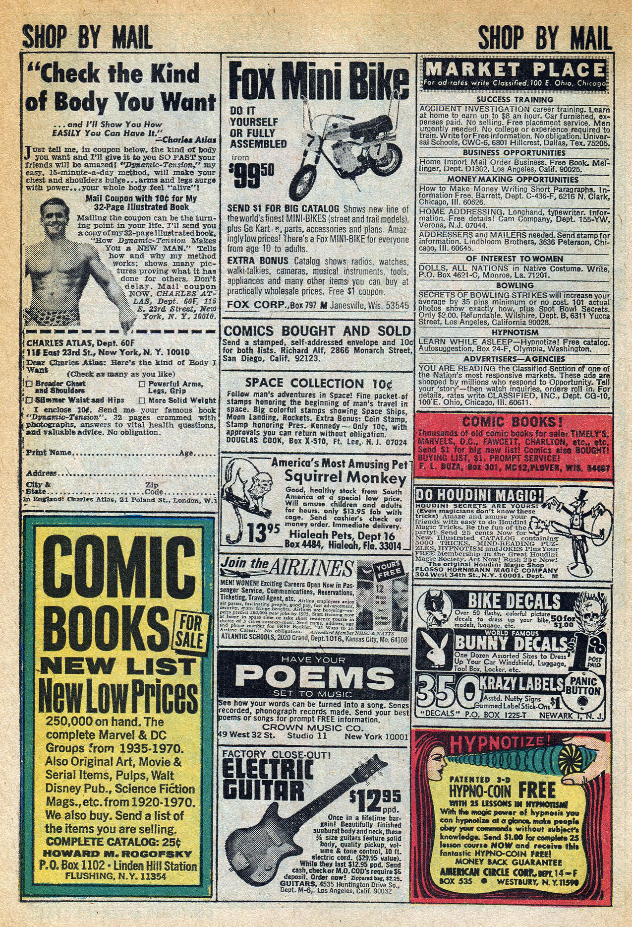 Read online Amazing Adventures (1970) comic -  Issue #1 - 26