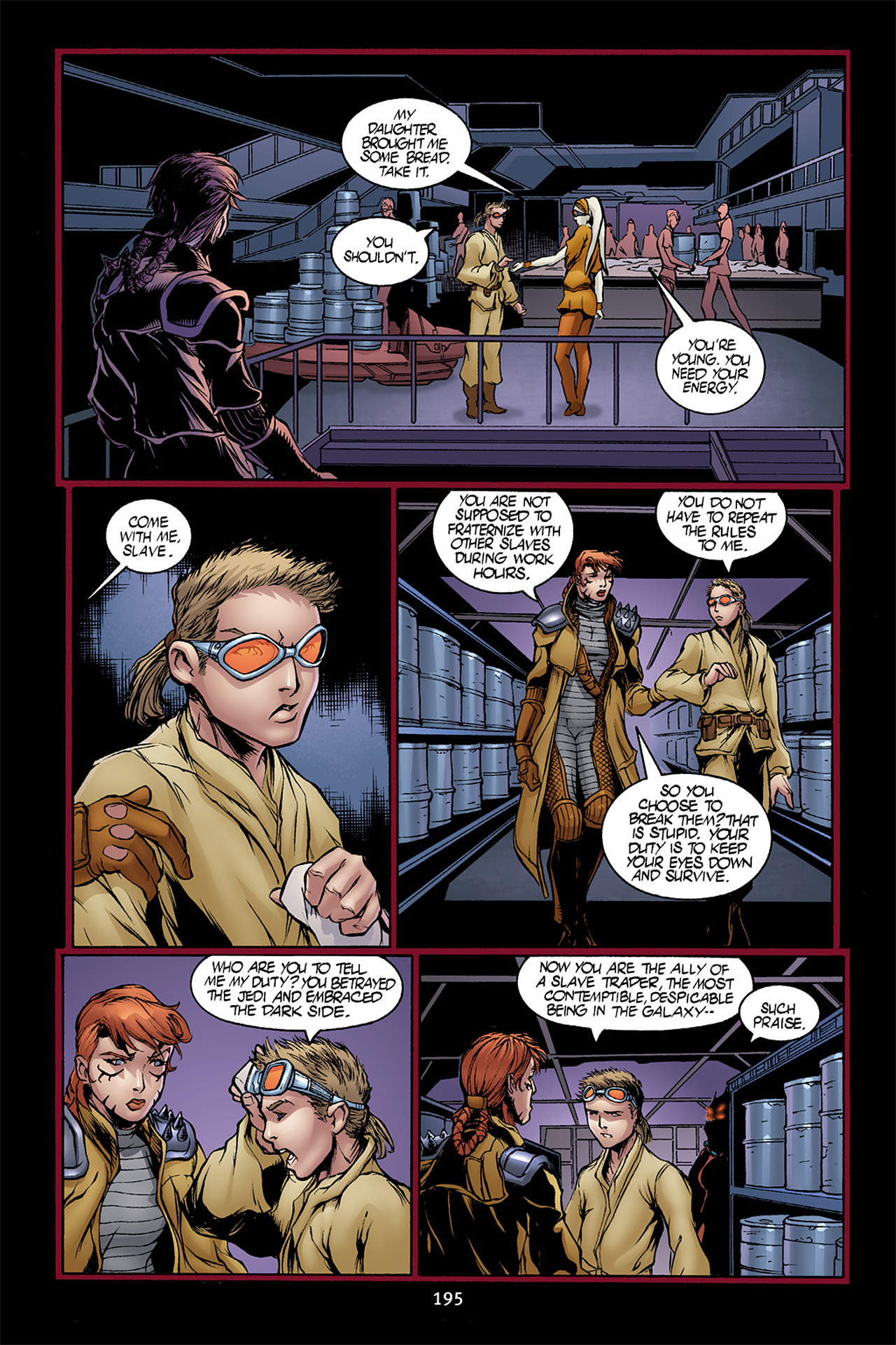 Read online Star Wars Omnibus comic -  Issue # Vol. 10 - 194