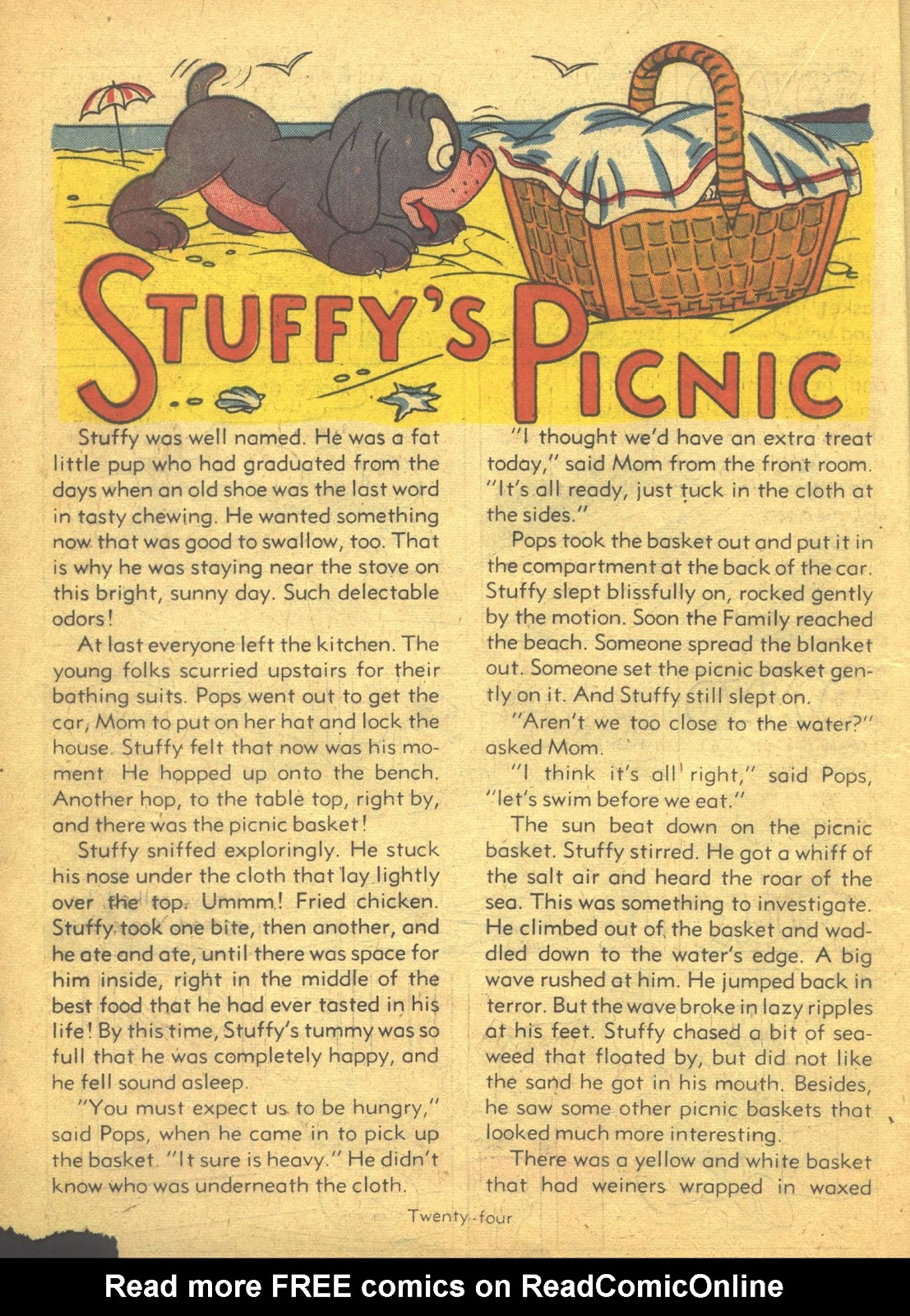 Walt Disney's Comics and Stories issue 41 - Page 26
