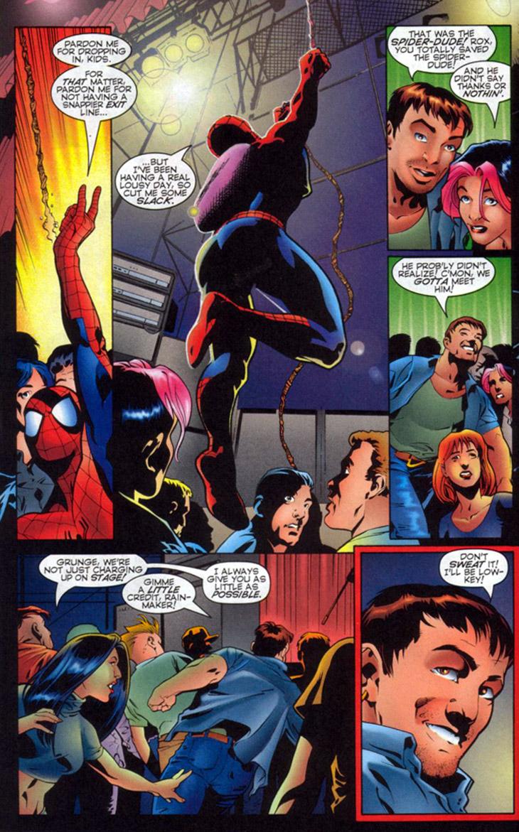 Read online Spider-Man/Gen13 comic -  Issue # Full - 9
