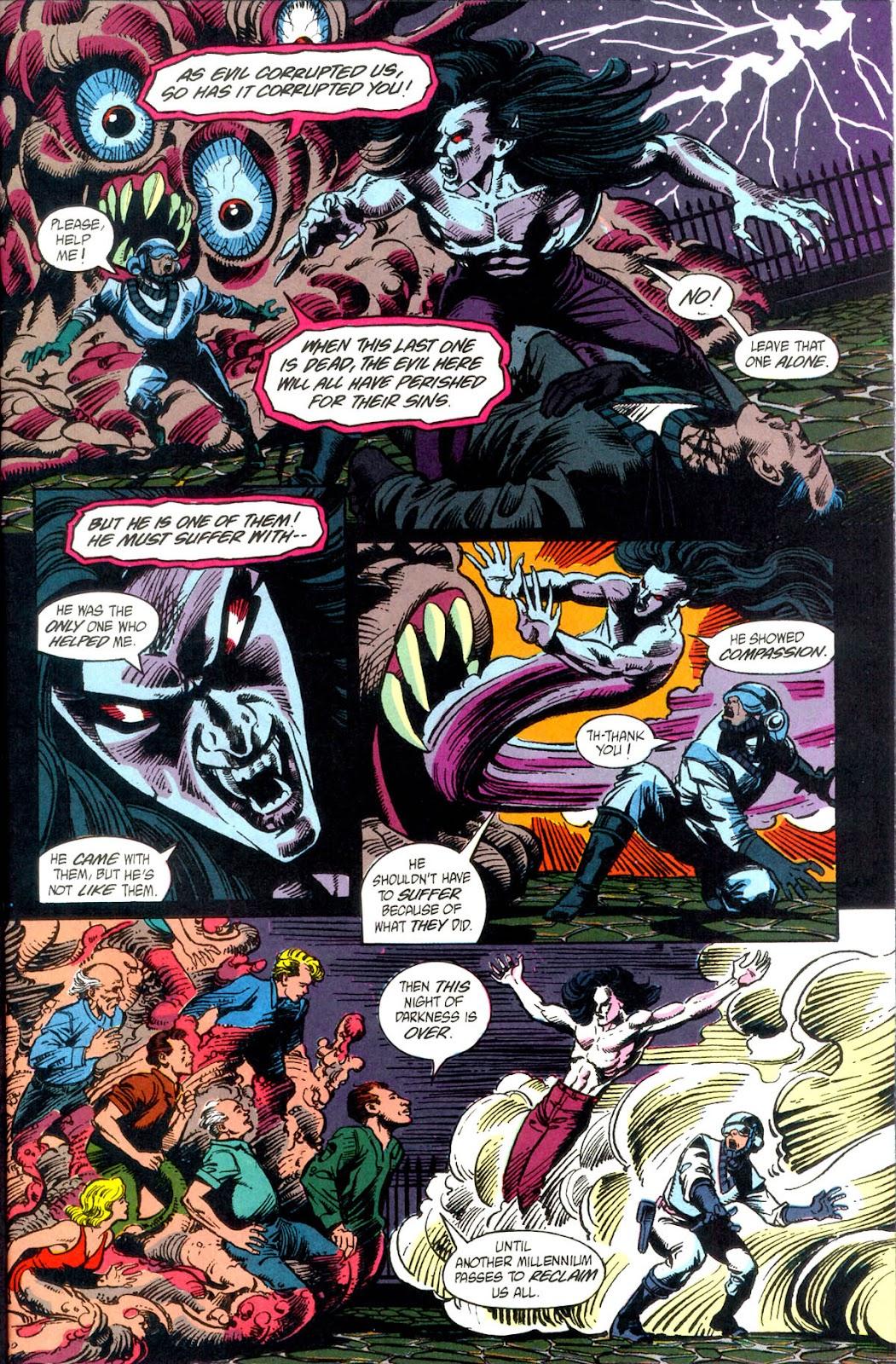 Read online Team Titans comic -  Issue #1c - 18