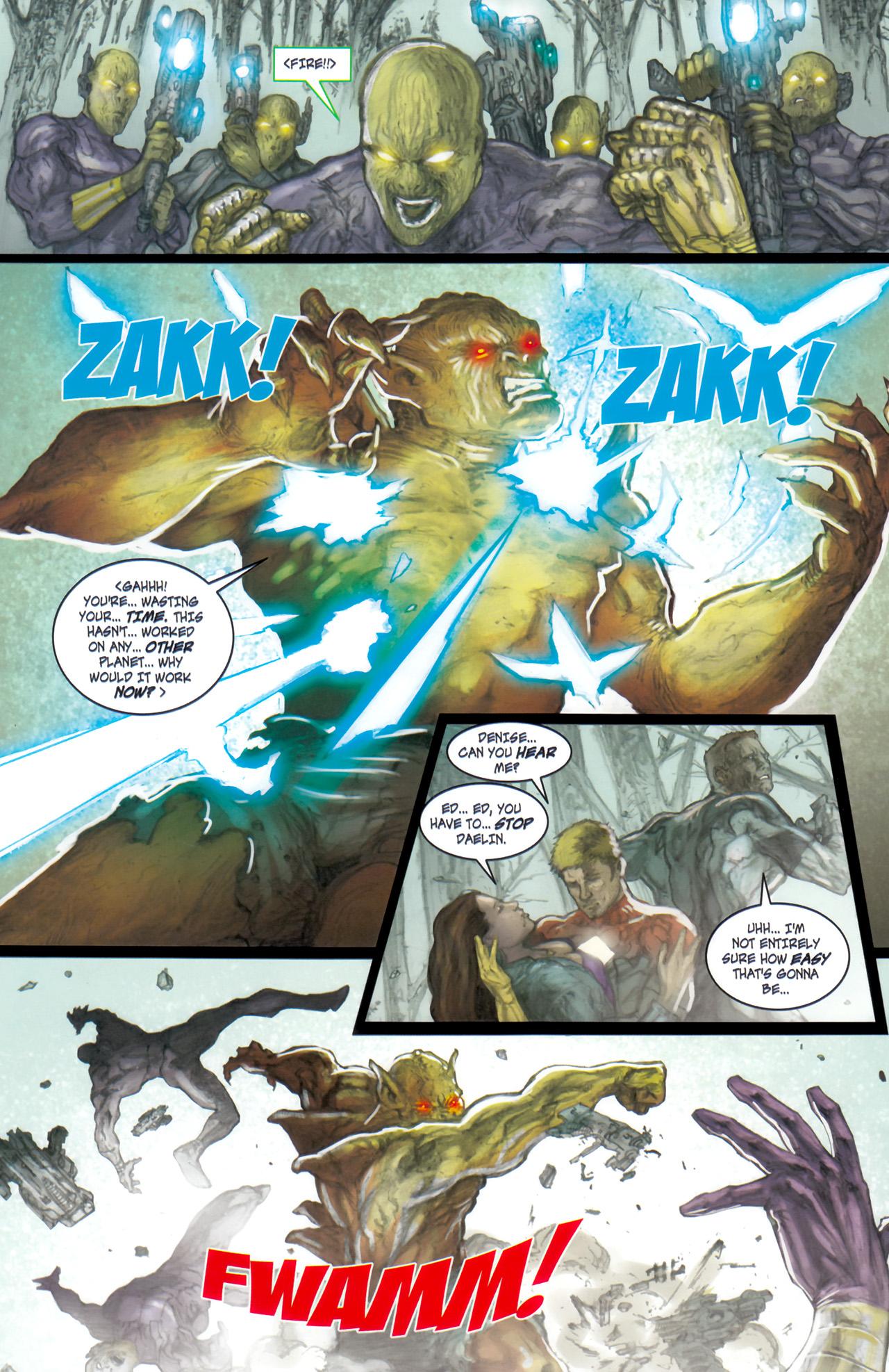 Read online Phoenix comic -  Issue #6 - 16