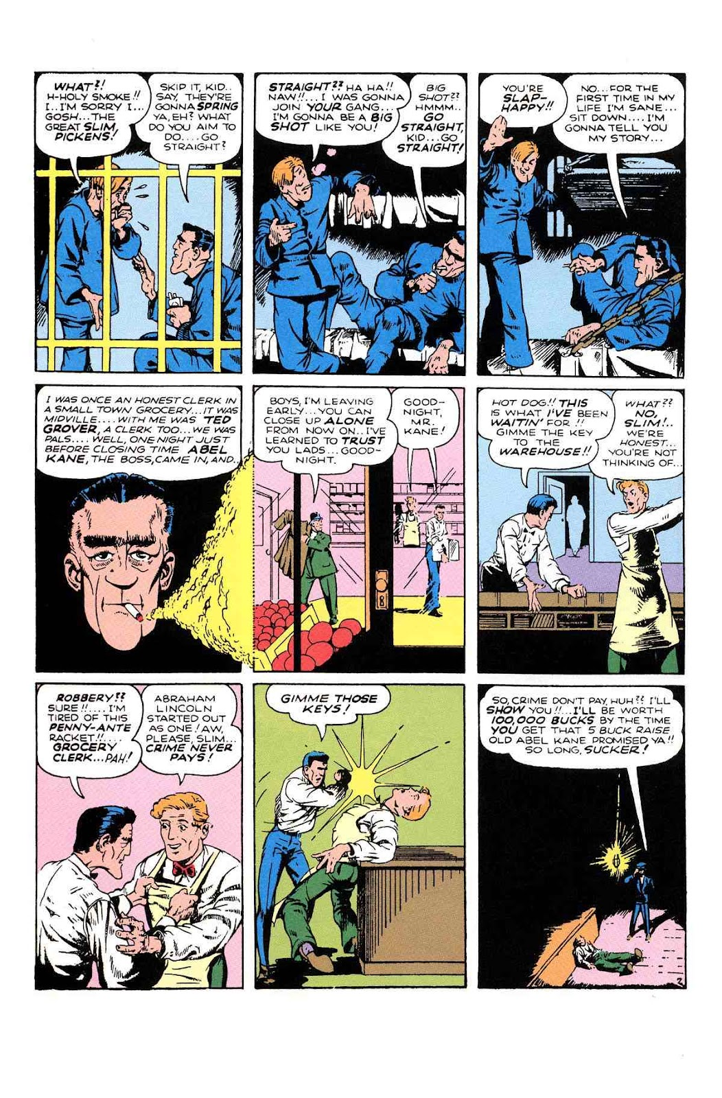Read online Will Eisner's The Spirit Archives comic -  Issue # TPB 1 (Part 2) - 99