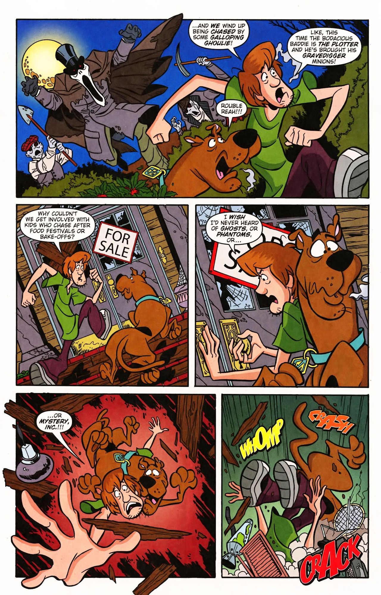Read online Scooby-Doo (1997) comic -  Issue #139 - 3