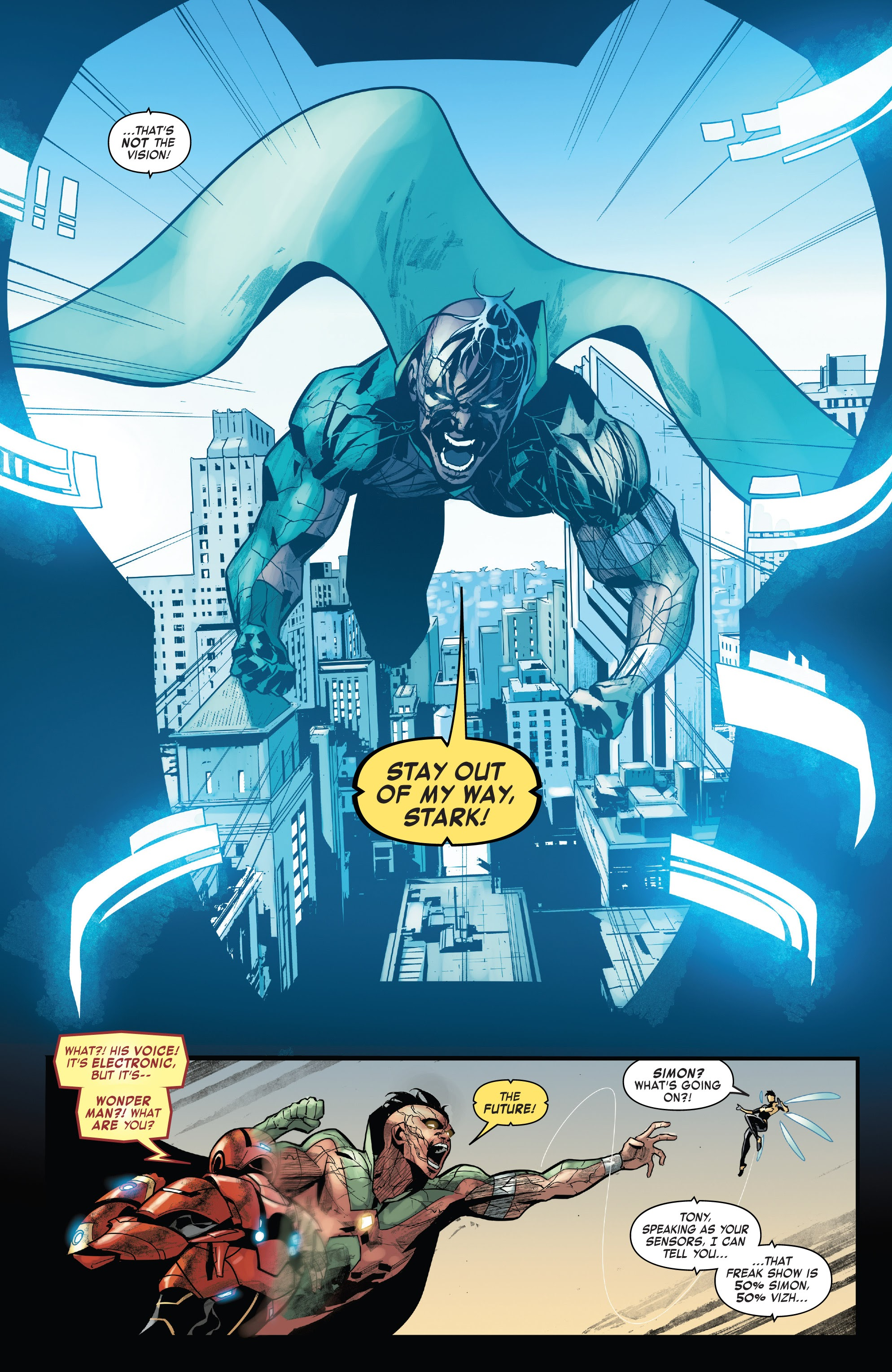 Read online Tony Stark: Iron Man comic -  Issue #15 - 14