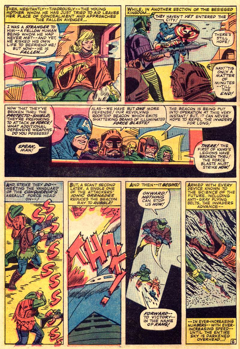 The Avengers (1963) 24 Page 6