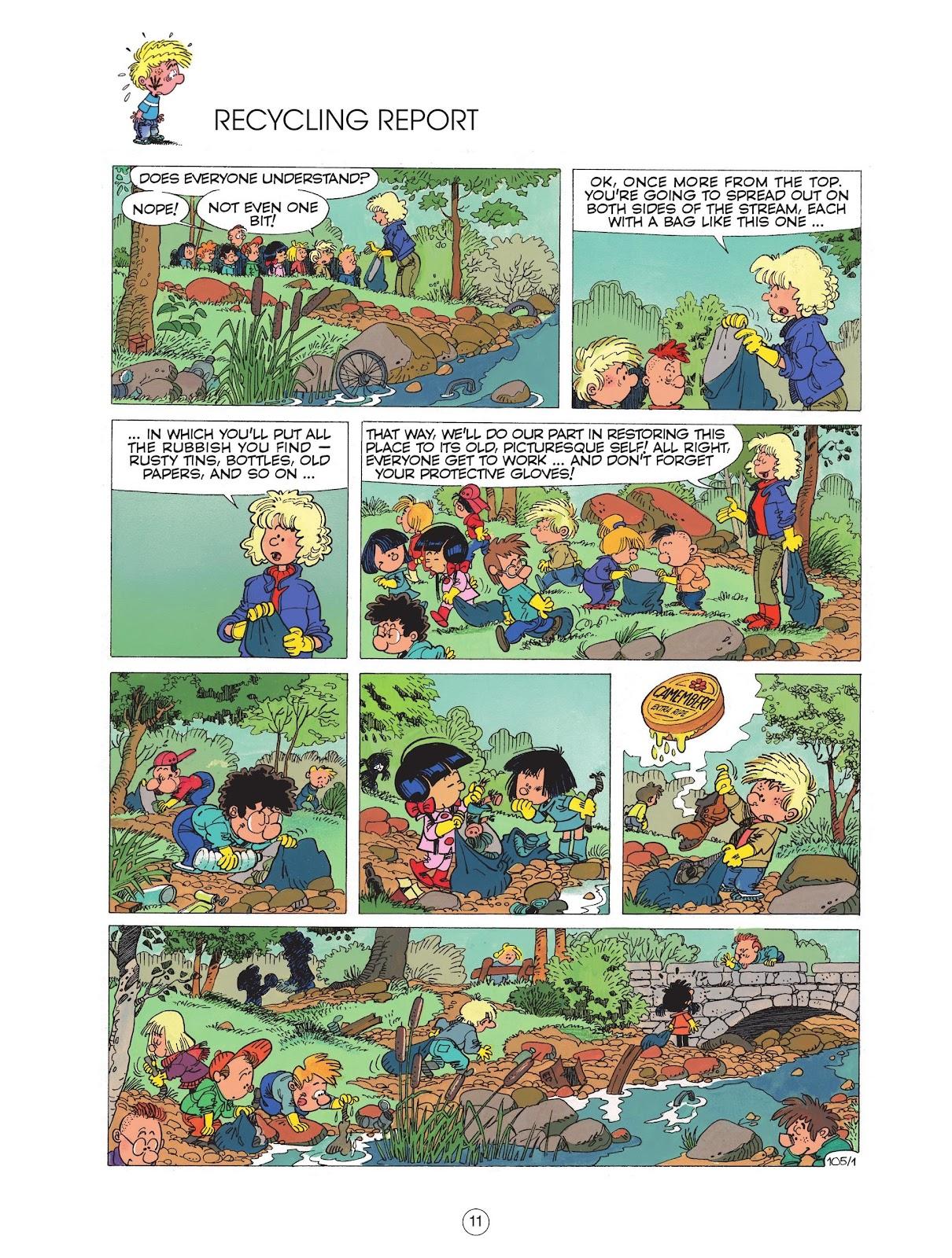 Read online Cedric comic -  Issue #6 - 13