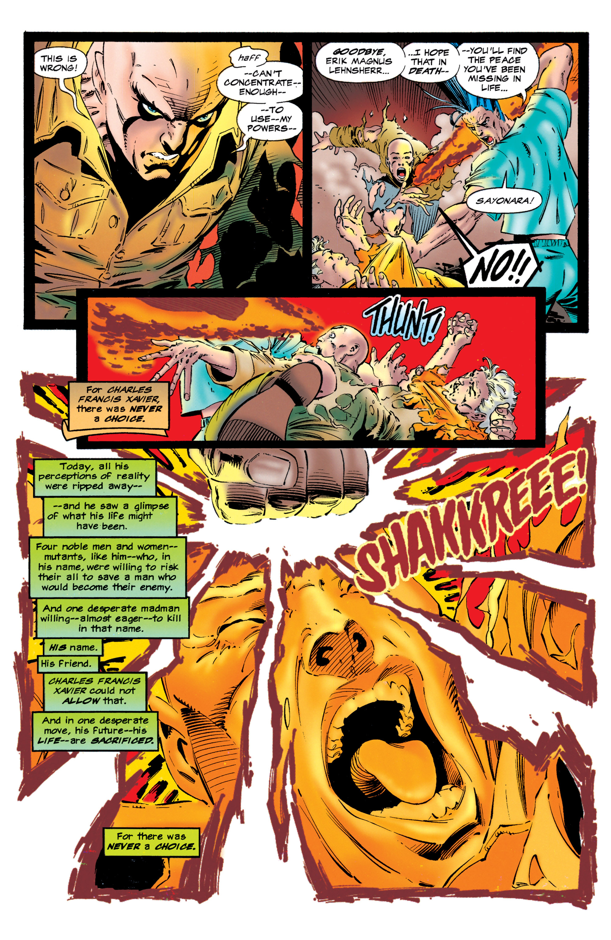 X-Men (1991) 41 Page 17