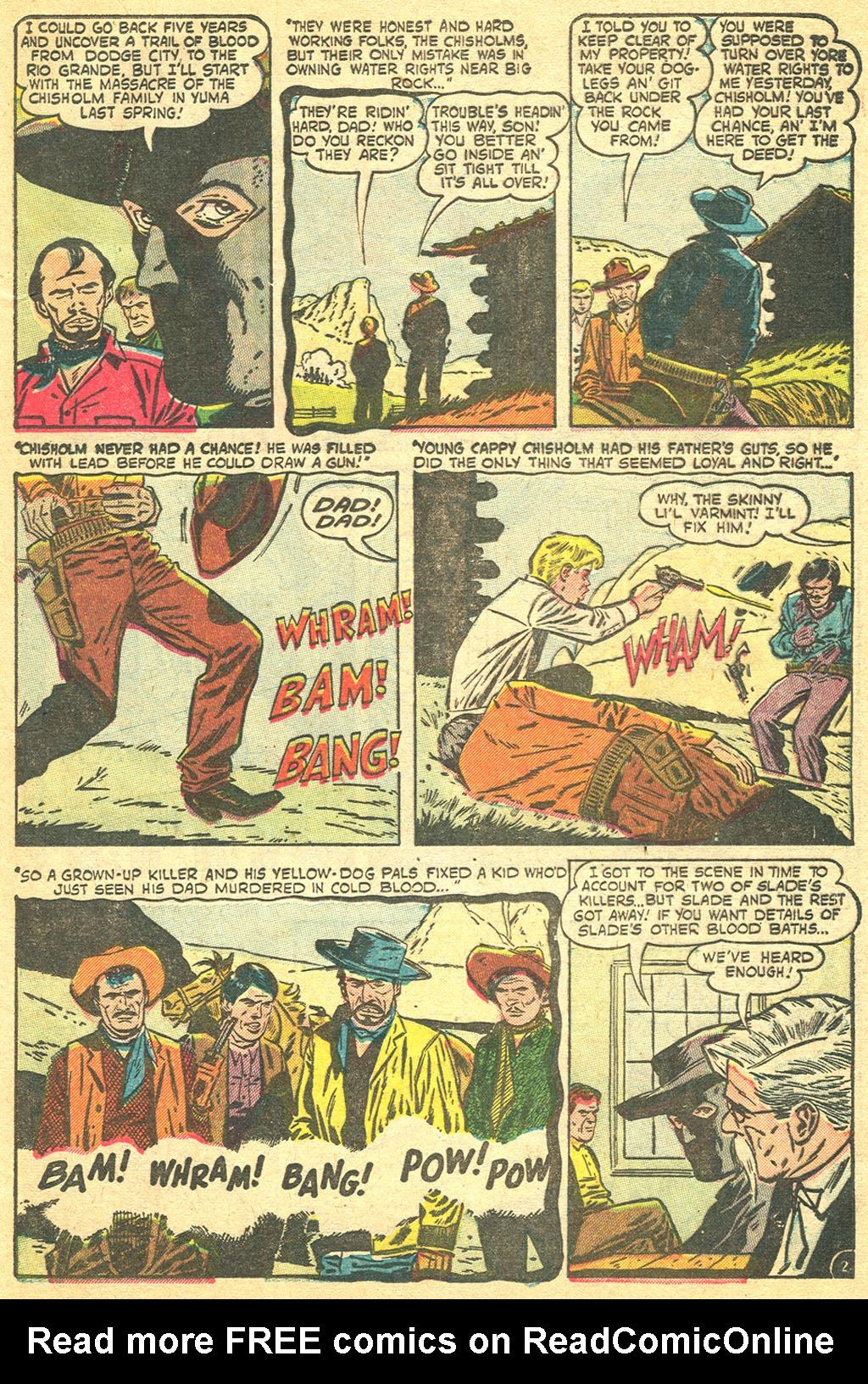 Read online Two-Gun Kid comic -  Issue #11 - 21