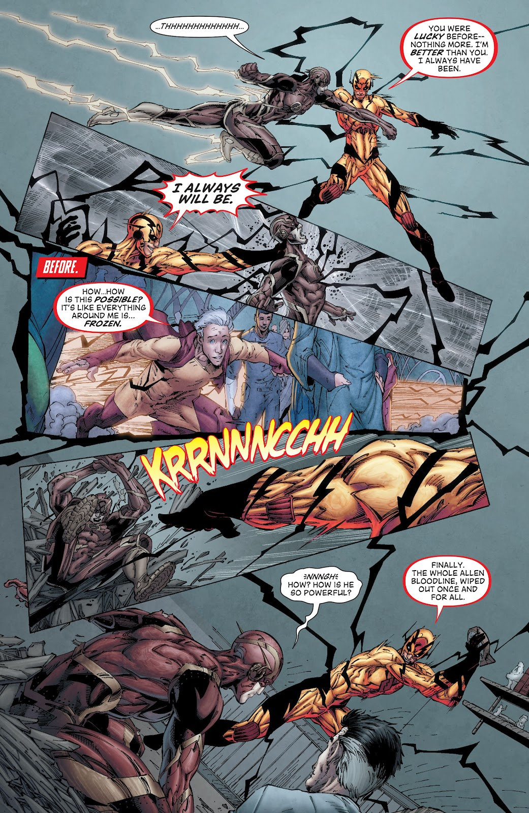 Read online The Flash (2011) comic -  Issue # _TPB 8 (Part 2) - 96