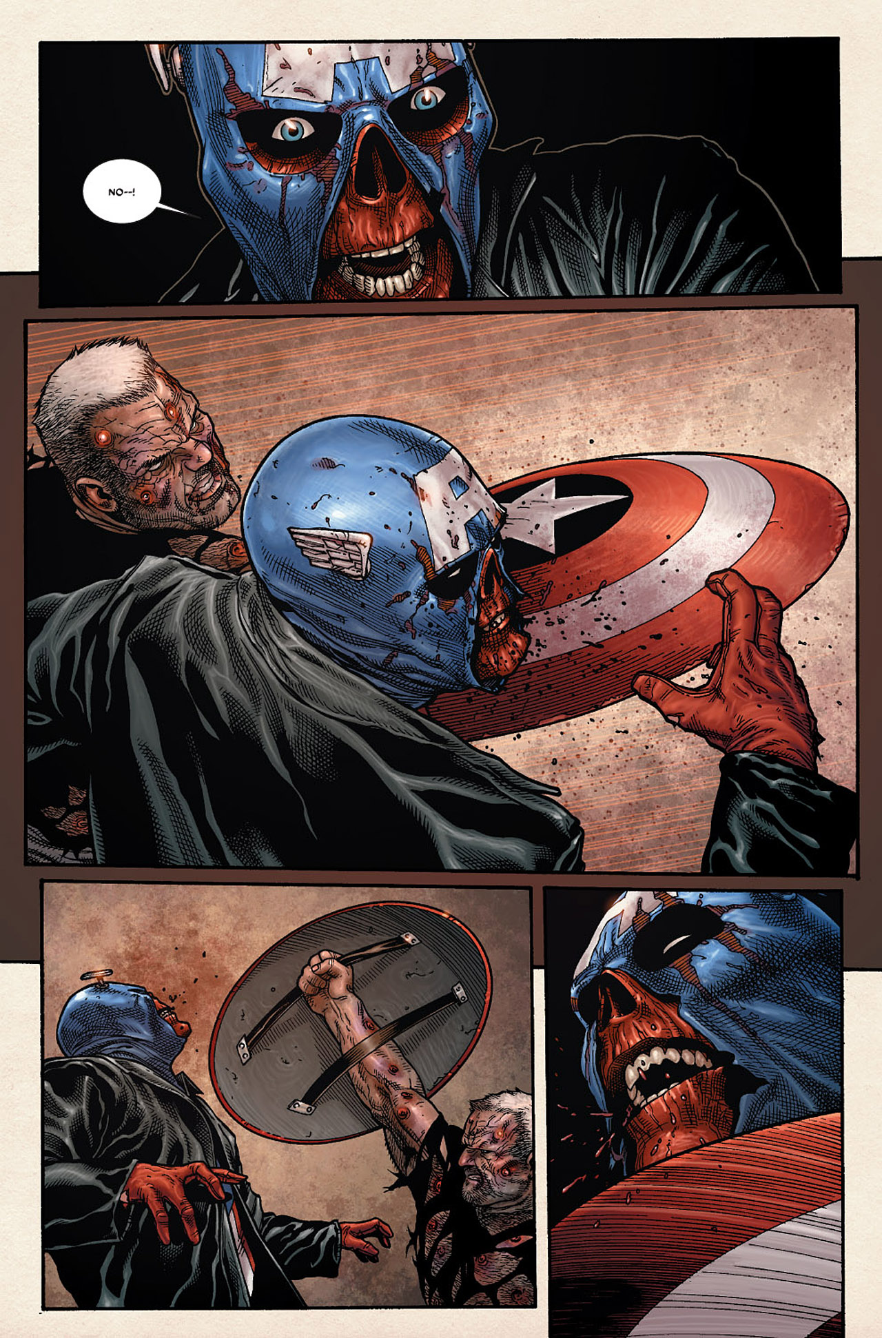 Read online Wolverine: Old Man Logan comic -  Issue # Full - 150