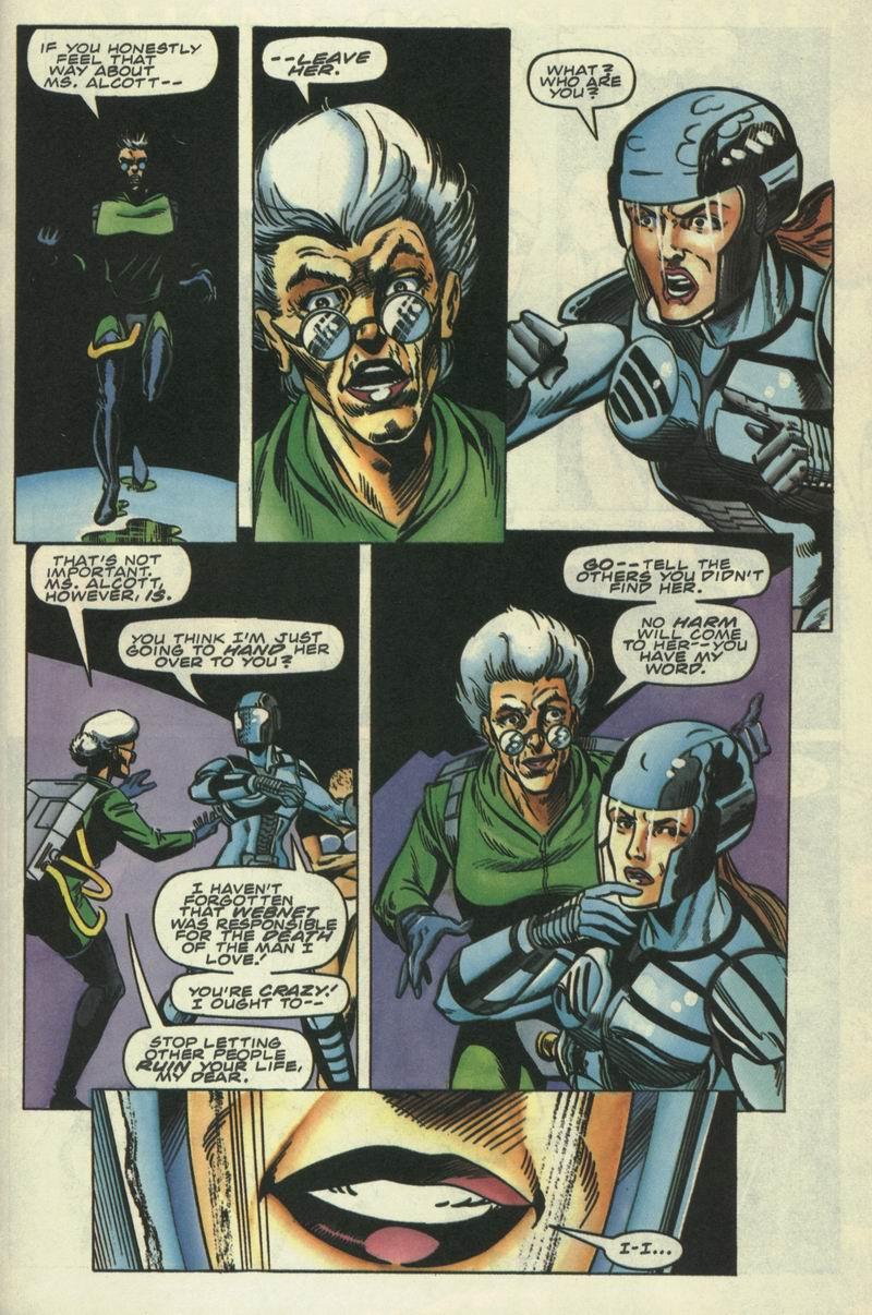 Read online Secret Weapons comic -  Issue #17 - 18