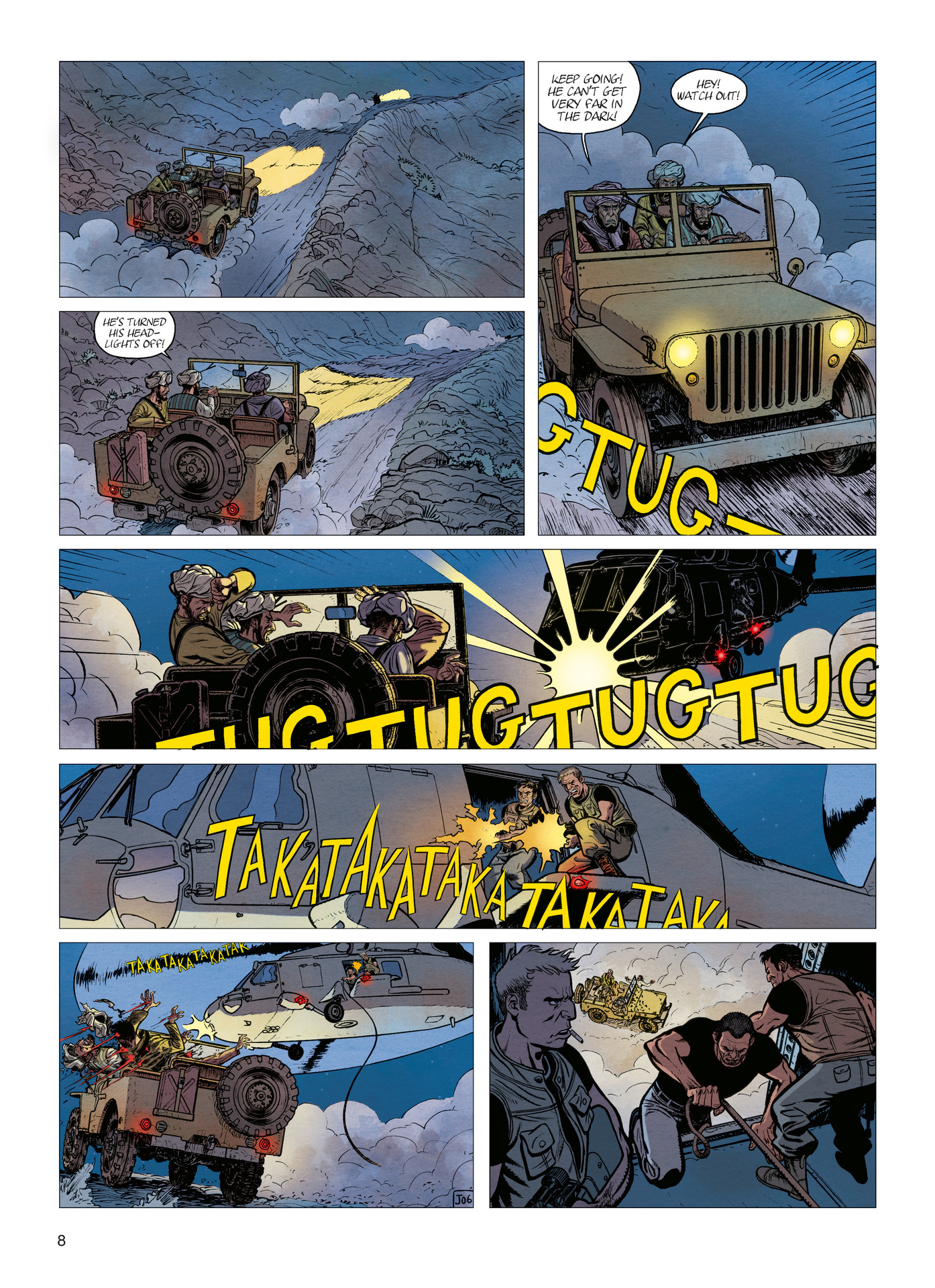 Read online Alter Ego comic -  Issue #4 - 10