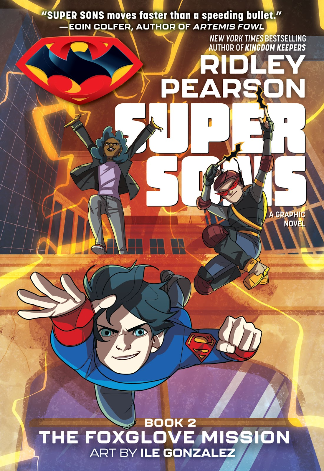 Read online Super Sons (2019) comic -  Issue # TPB The Foxglove Mission (Part 1) - 1