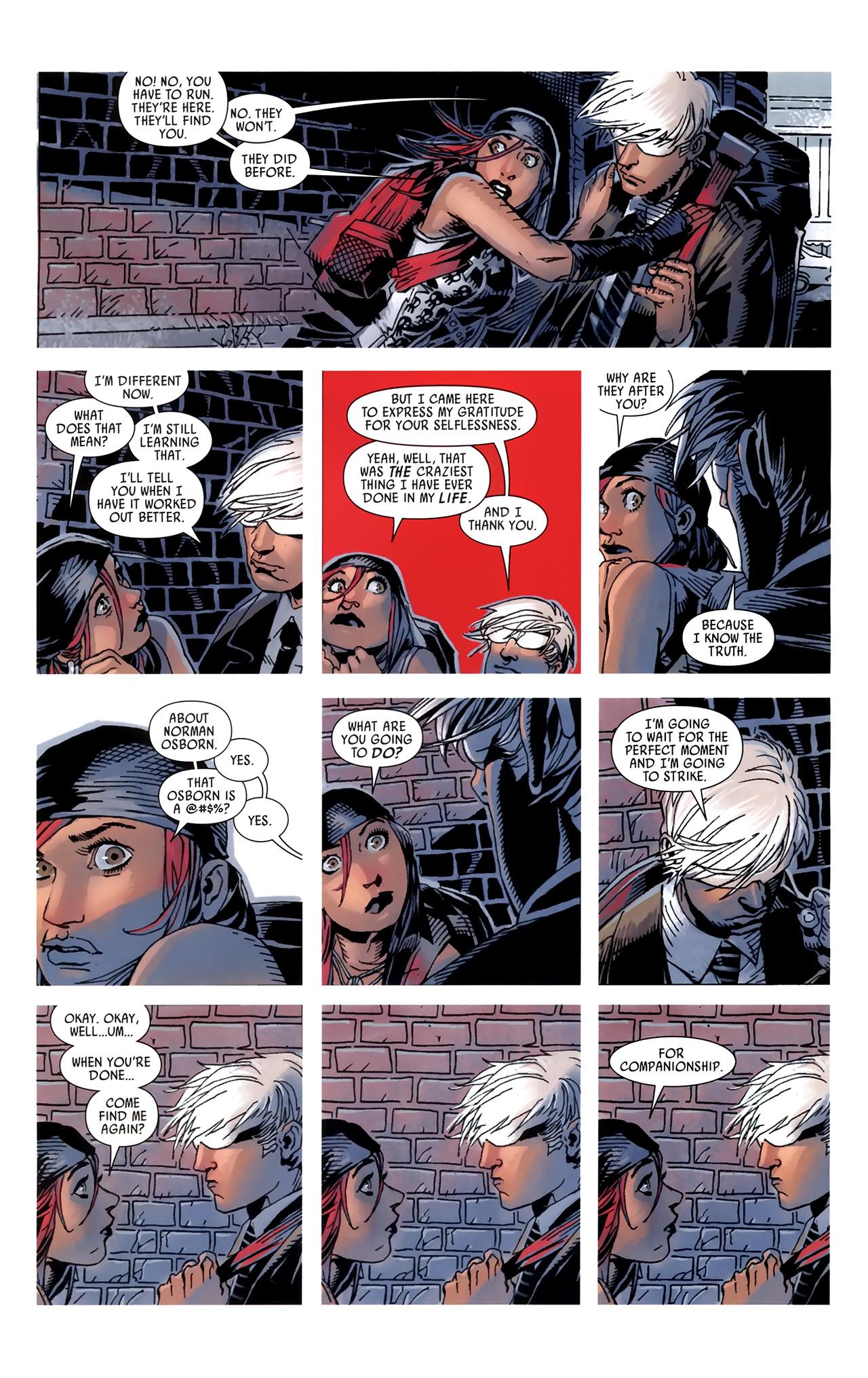 Read online Dark Avengers (2009) comic -  Issue # _Annual 1 - 25