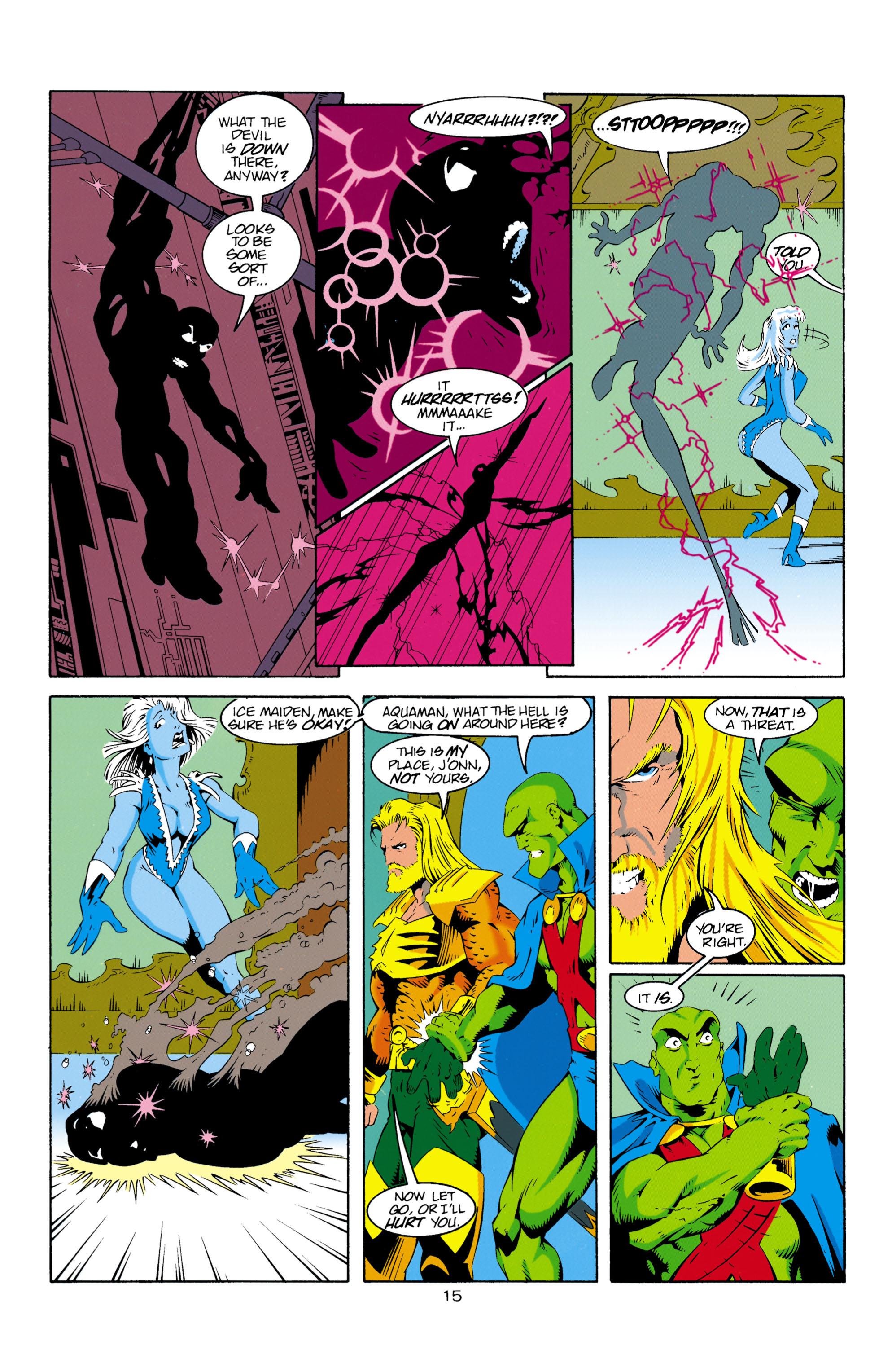 Read online Aquaman (1994) comic -  Issue #16 - 16