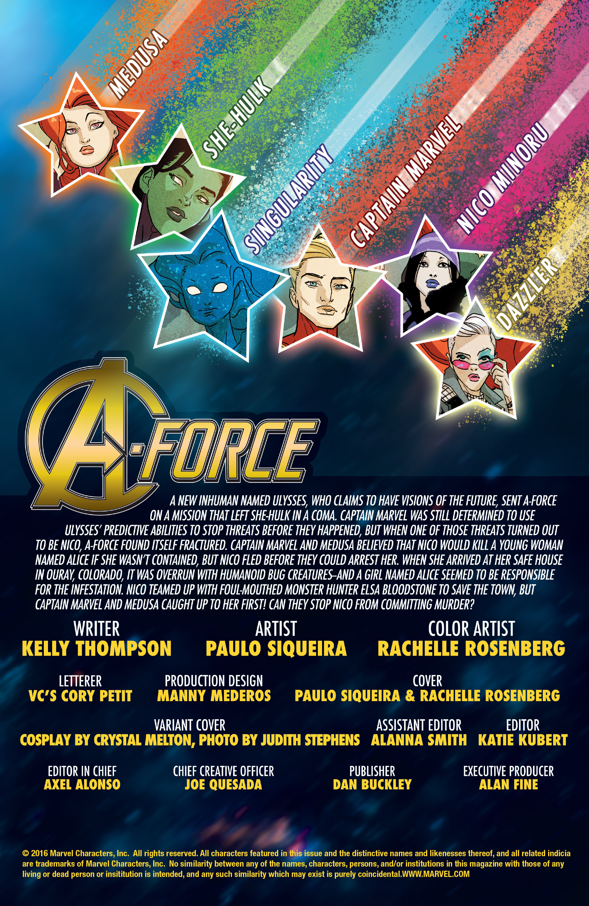 Read online A-Force (2016) comic -  Issue #9 - 2