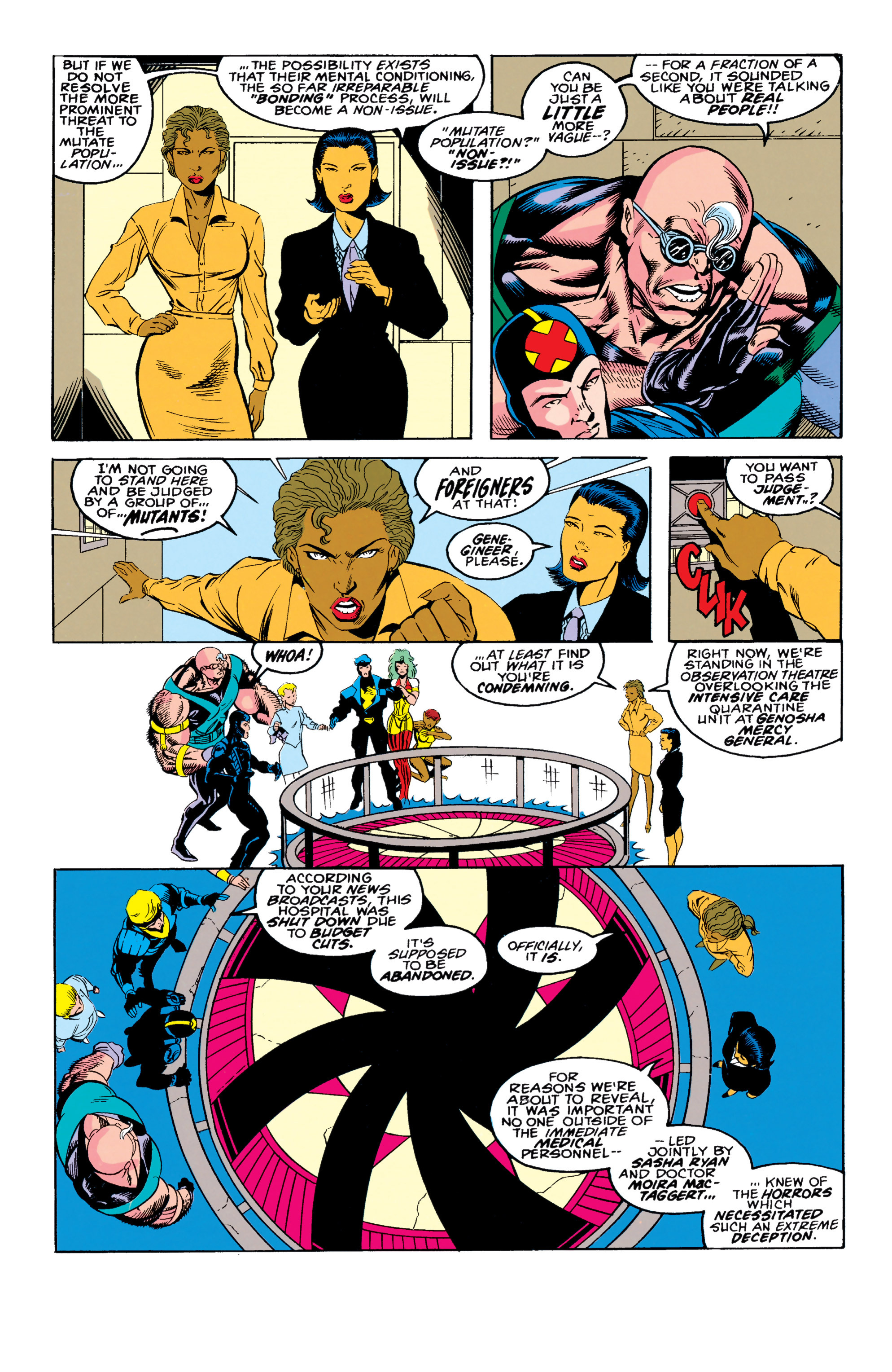 Read online X-Factor (1986) comic -  Issue #90 - 15