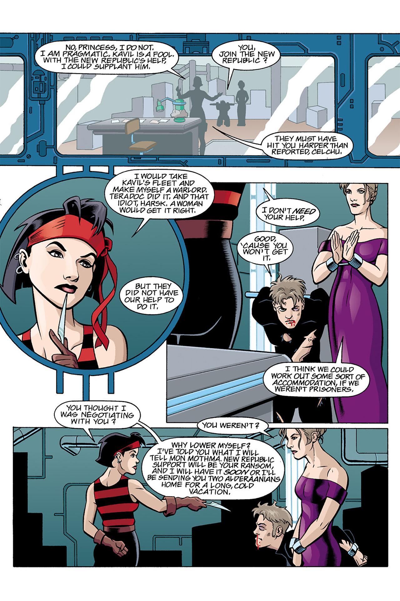 Read online Star Wars Omnibus comic -  Issue # Vol. 3 - 211