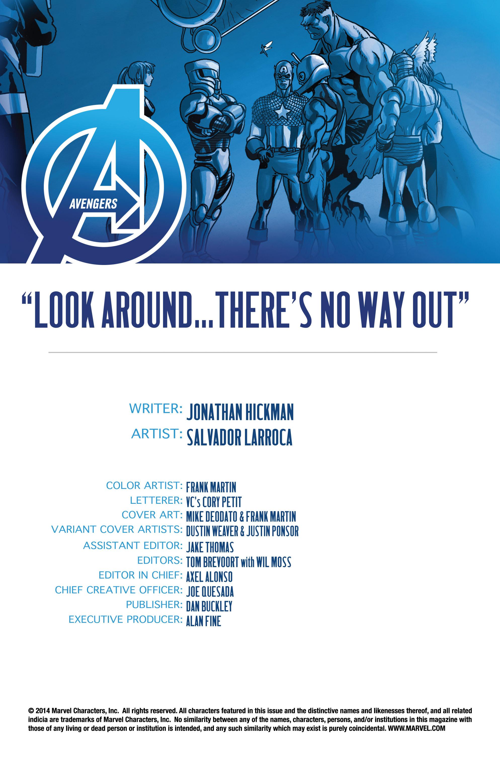 Read online Avengers (2013) comic -  Issue #Avengers (2013) _TPB 5 - 65