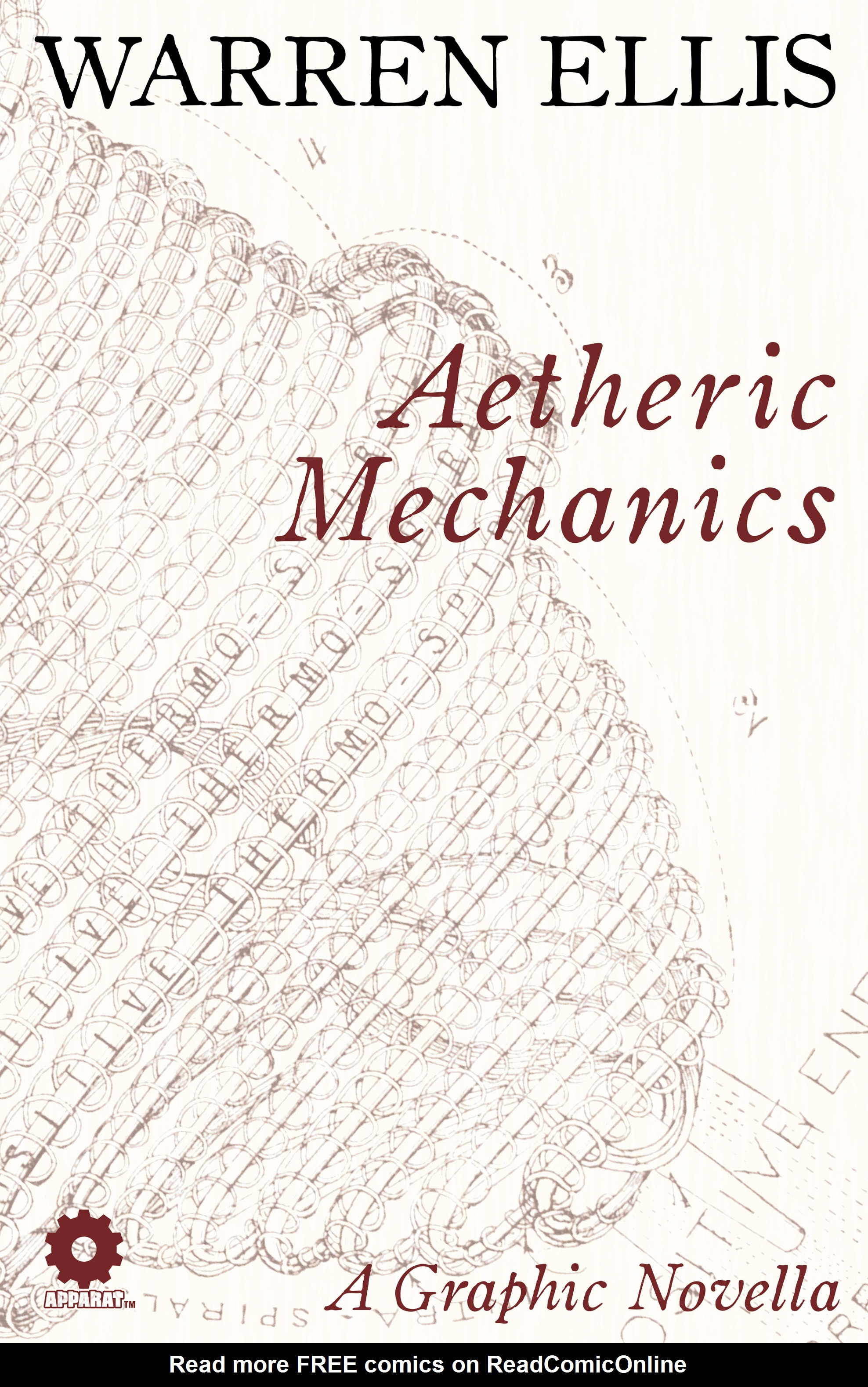 Read online Aetheric Mechanics comic -  Issue #Aetheric Mechanics Full - 1