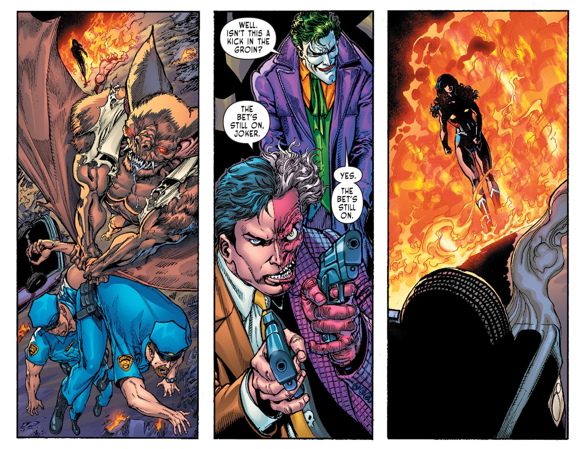 Read online Sensation Comics Featuring Wonder Woman comic -  Issue #1 - 11