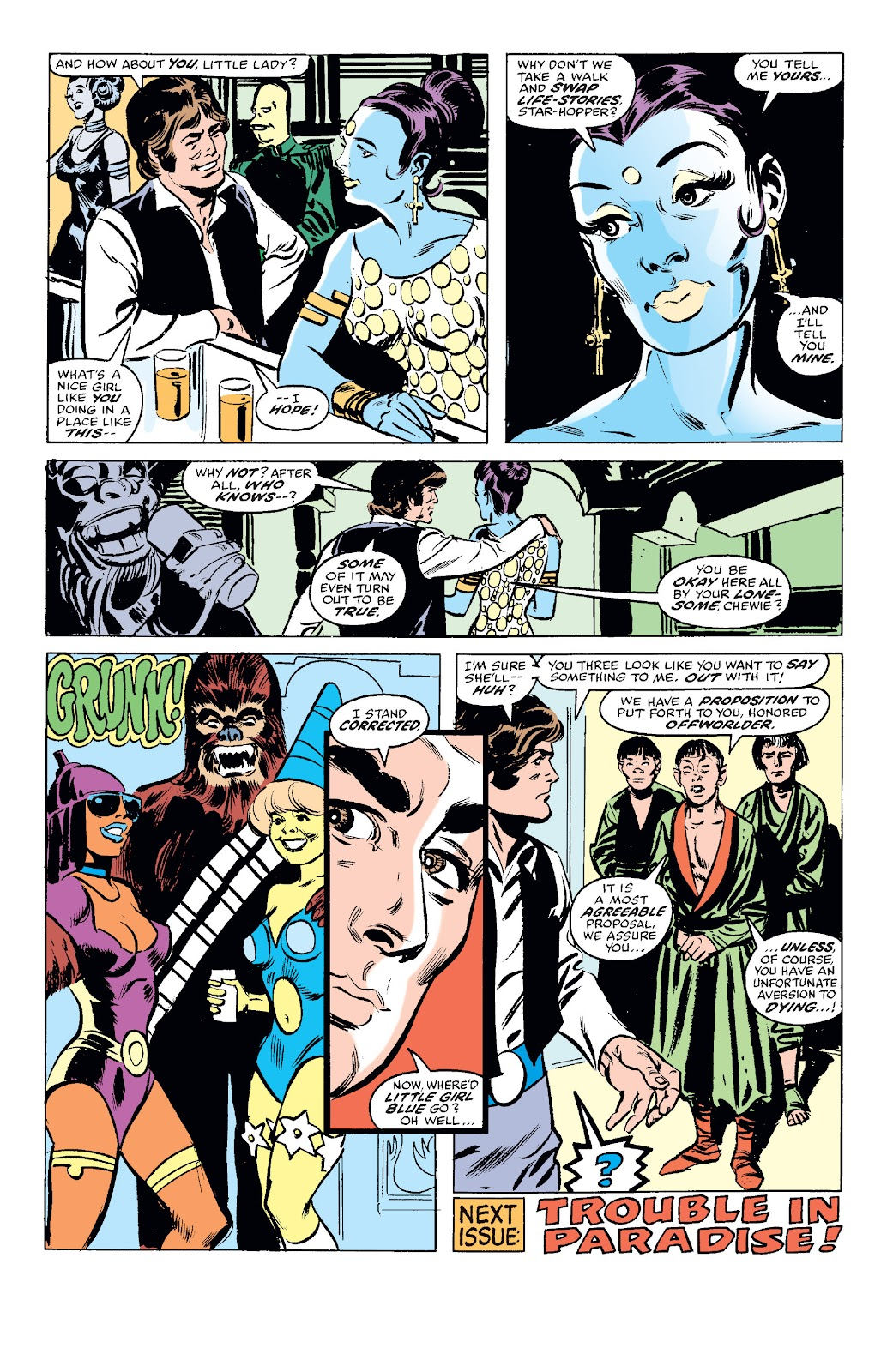Read online Star Wars Legends: The Original Marvel Years - Epic Collection comic -  Issue # TPB 1 (Part 2) - 34