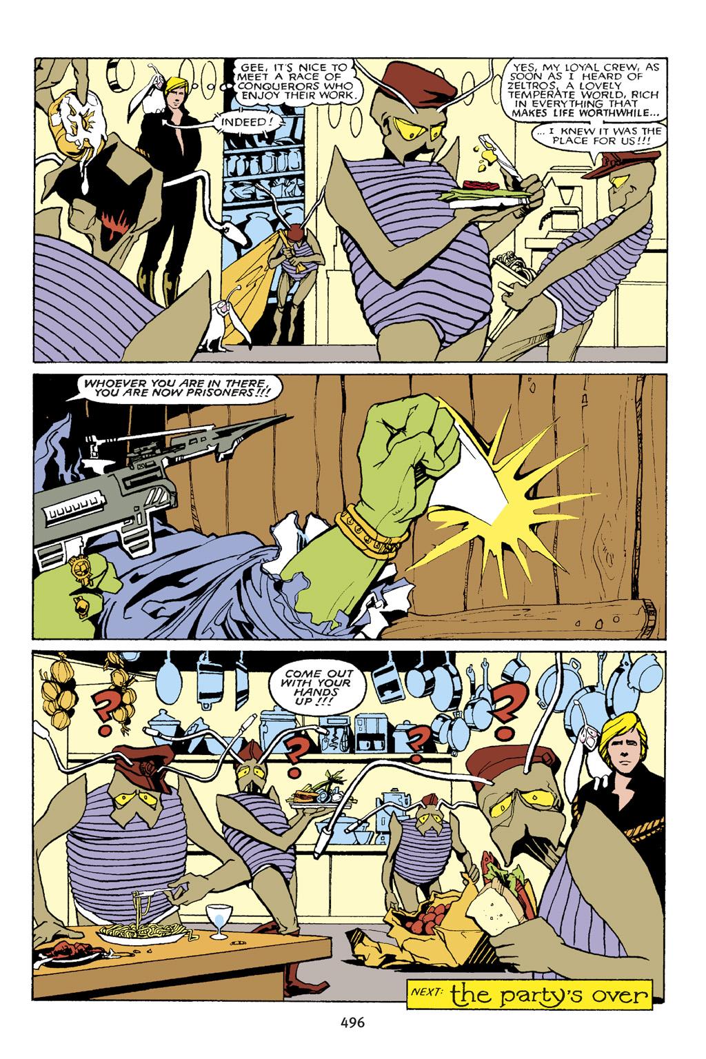 Read online Star Wars Omnibus comic -  Issue # Vol. 21.5 - 221