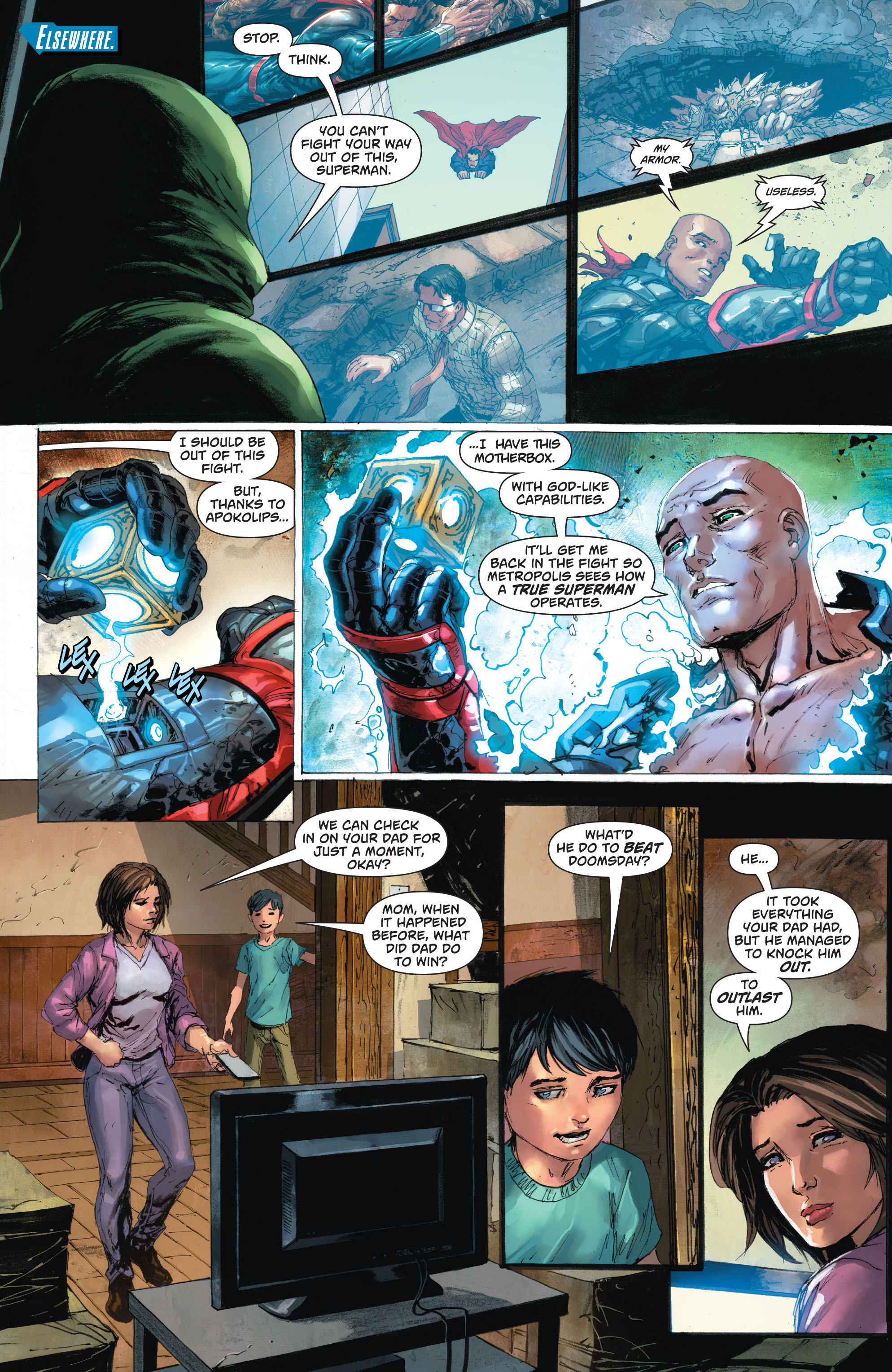 Read online Action Comics (2016) comic -  Issue #959 - 9