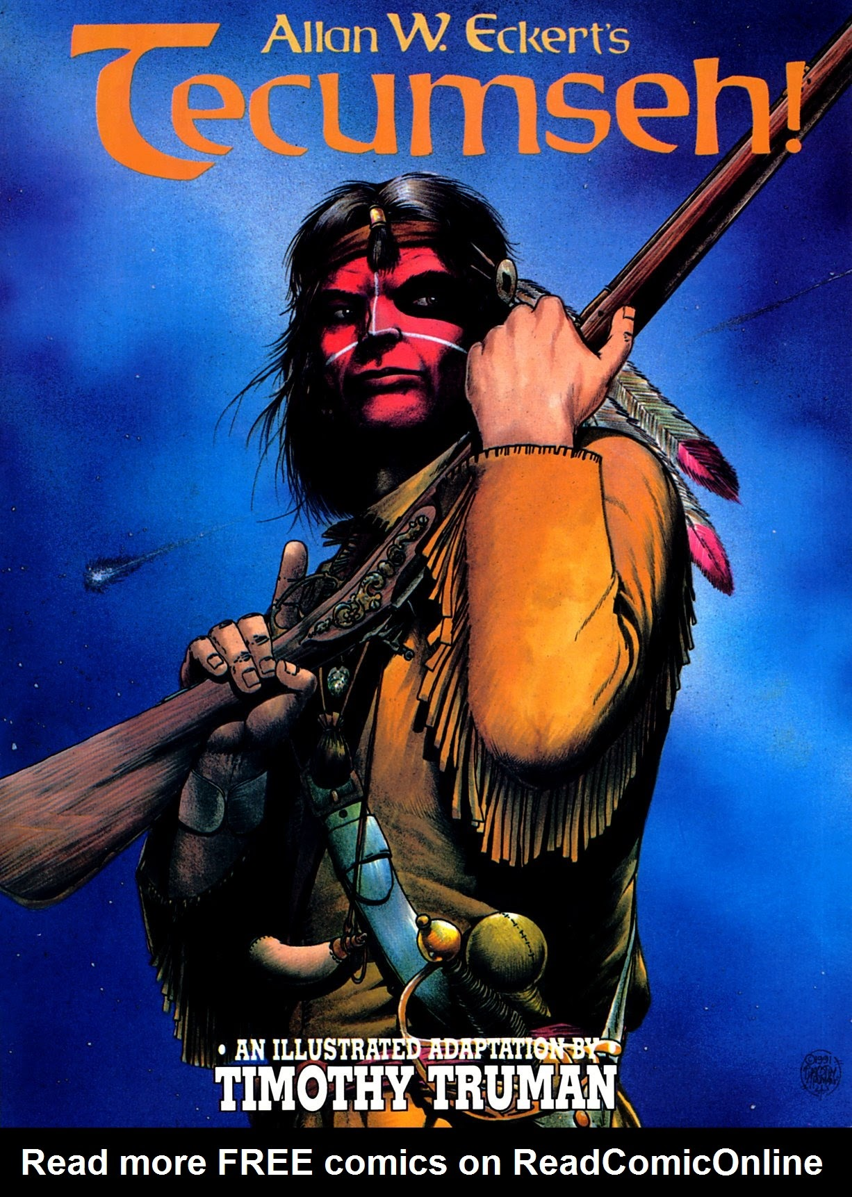Allen W. Eckerts Tecumseh! issue Full - Page 1