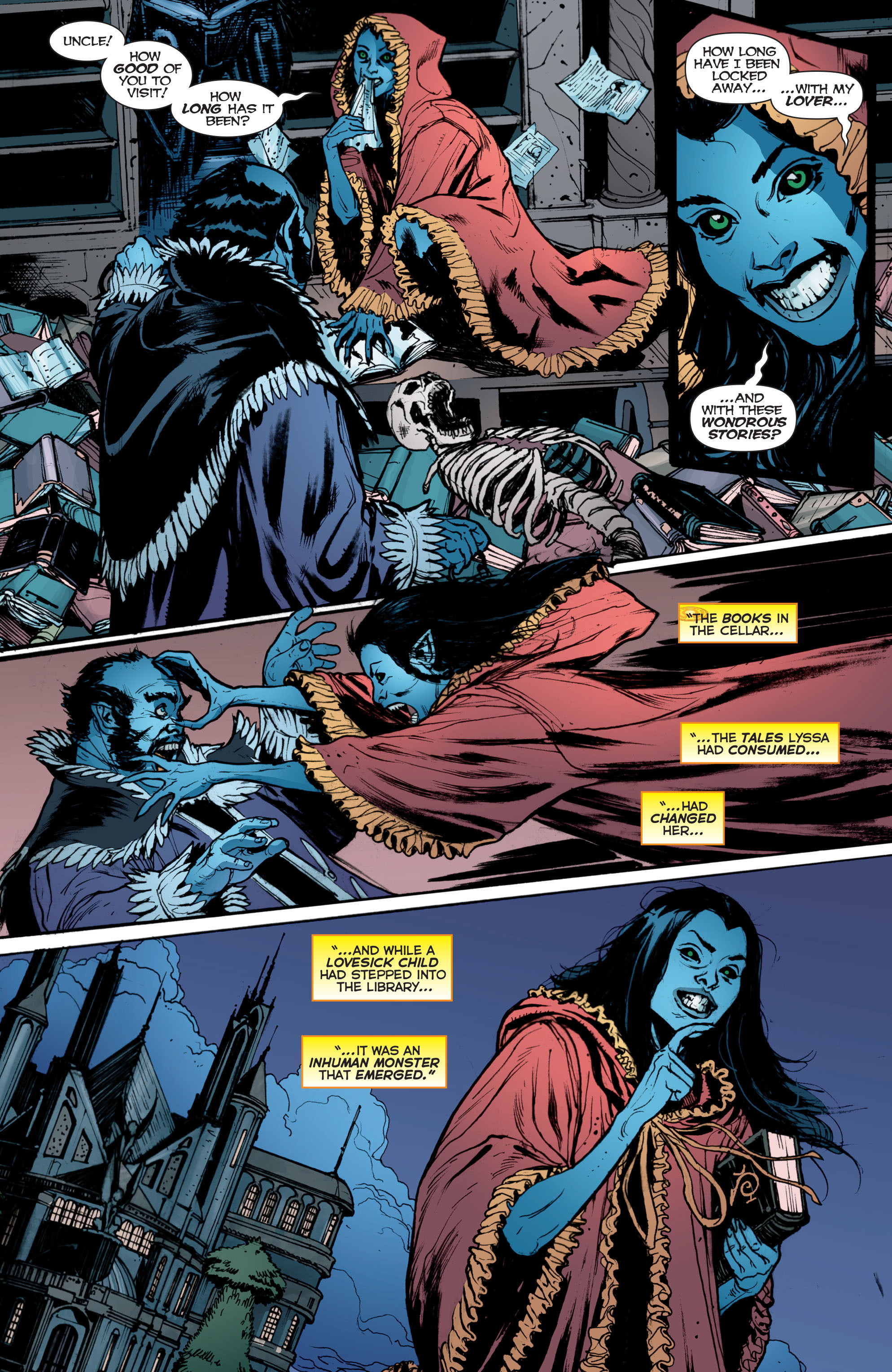 Read online Sinestro comic -  Issue # Annual 1 - 20