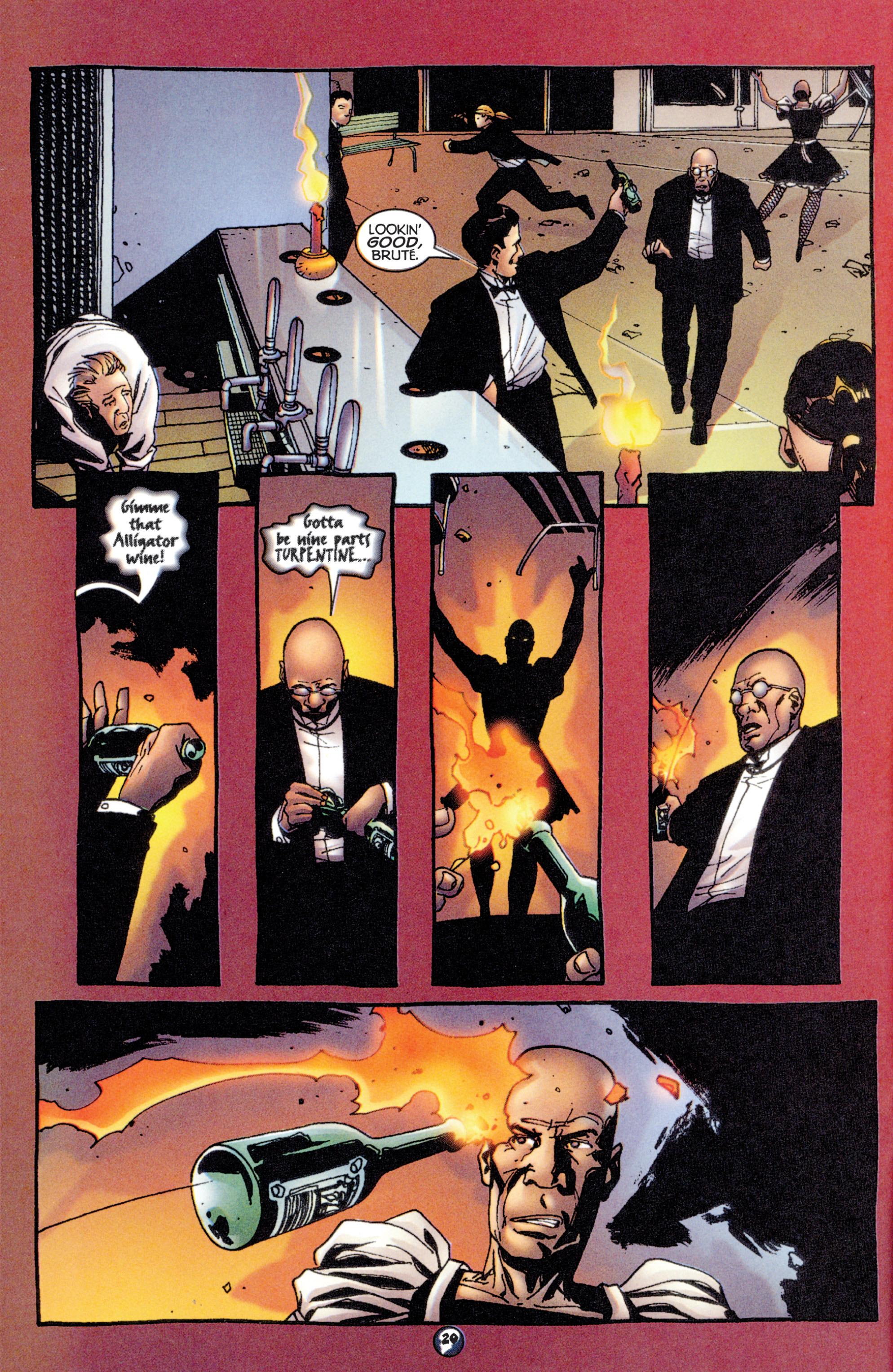 Read online Shadowman (1997) comic -  Issue #14 - 16