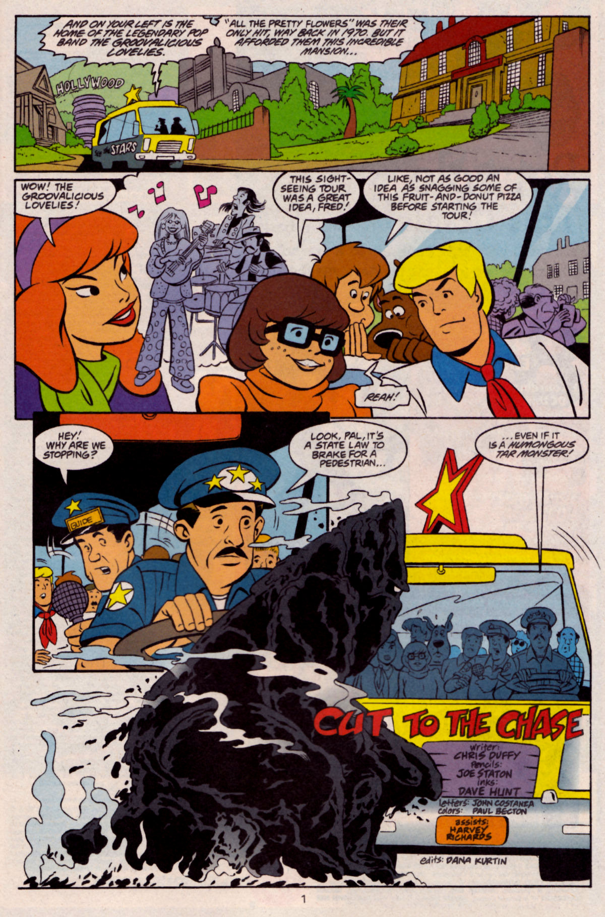 Read online Scooby-Doo (1997) comic -  Issue #27 - 14