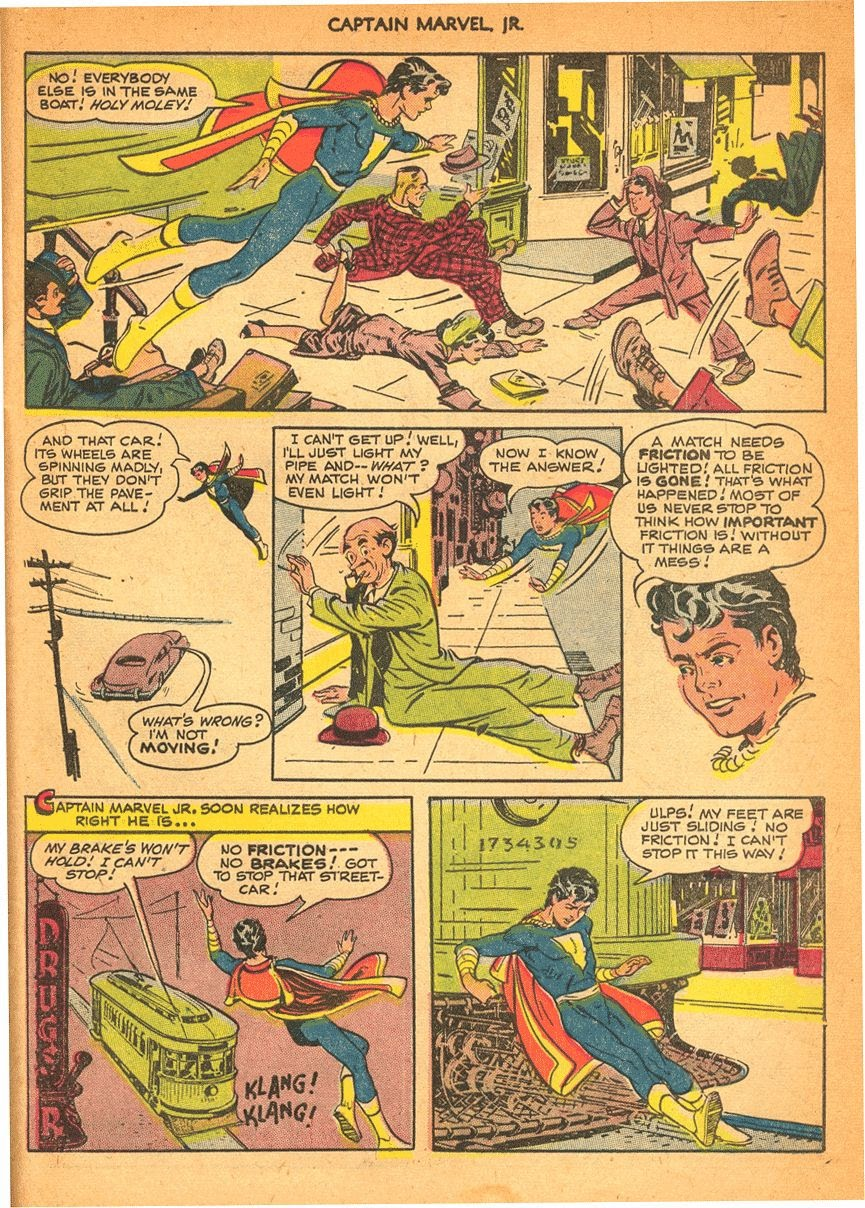 Captain Marvel, Jr. issue 84 - Page 31