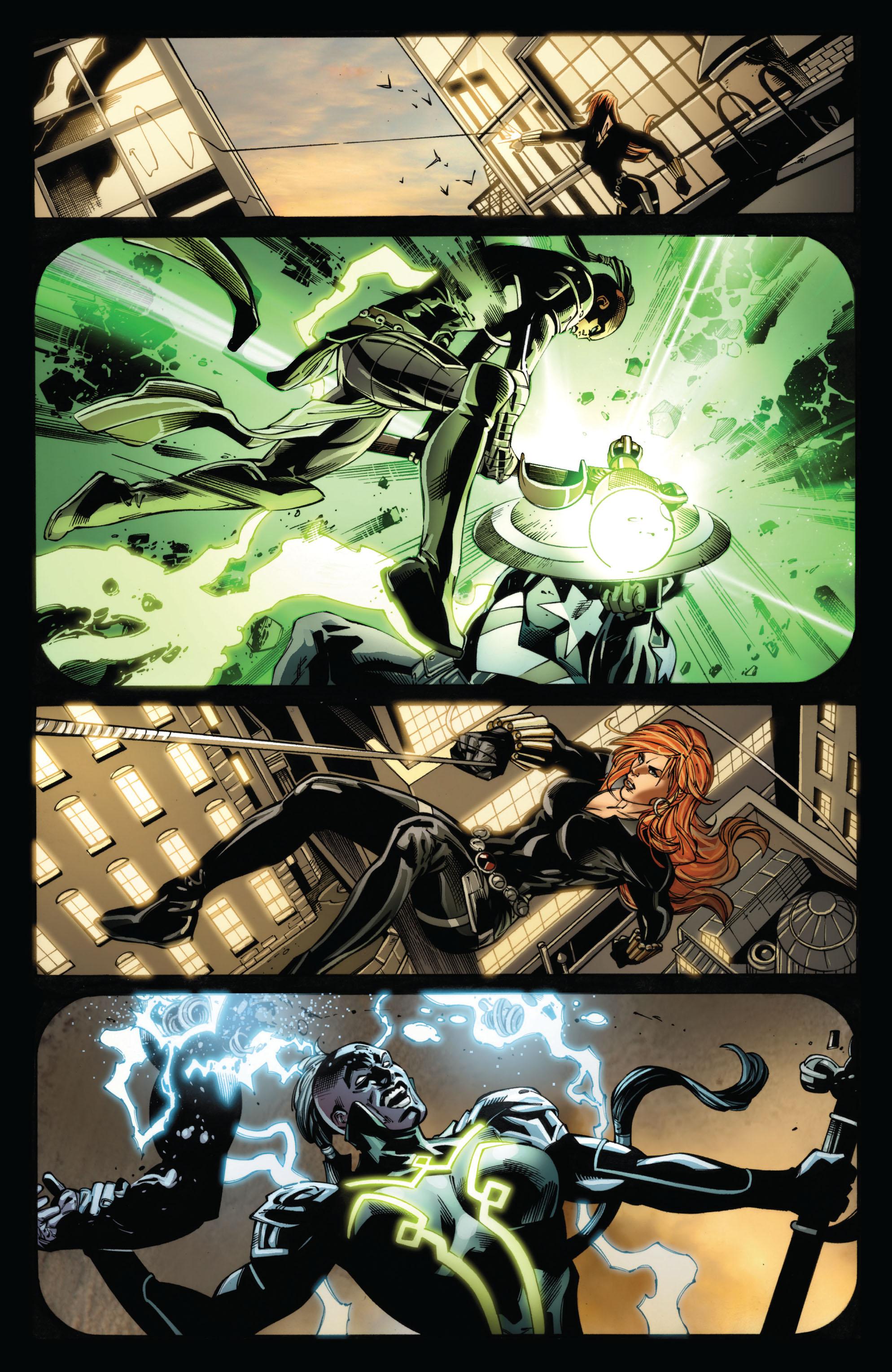 Read online Secret Avengers (2010) comic -  Issue #15 - 4