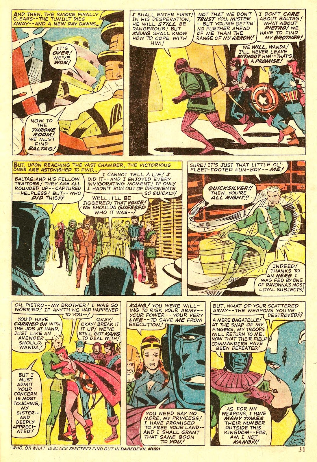 Marvel Triple Action (1972) issue 18 - Page 33
