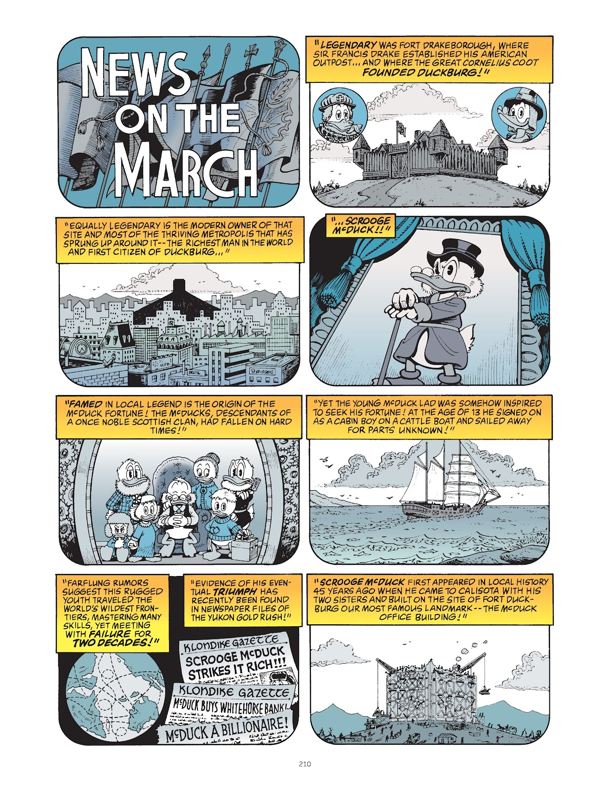 Read online The Complete Life and Times of Scrooge McDuck comic -  Issue # TPB 1 (Part 2) - 103