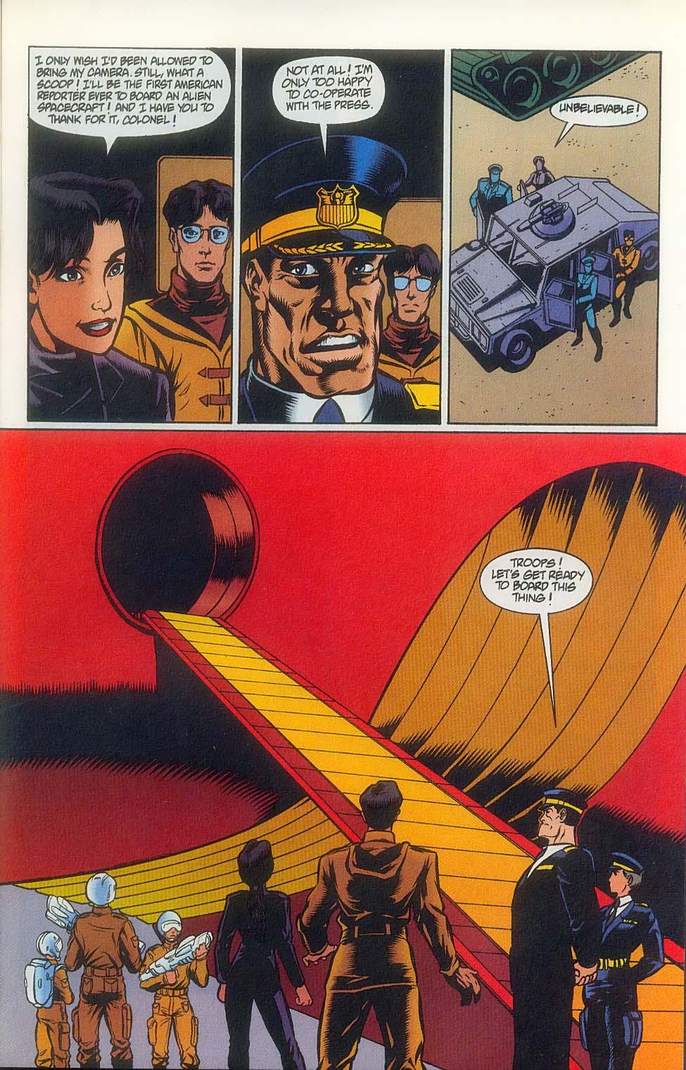 Godzilla (1995) Issue #7 #8 - English 8